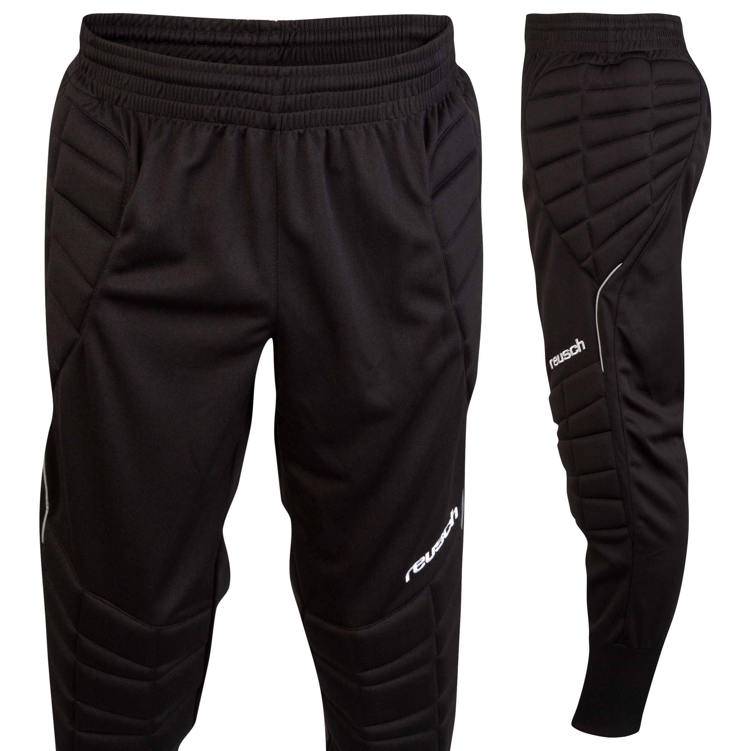 Reusch Goalkeeping Pants-Black
