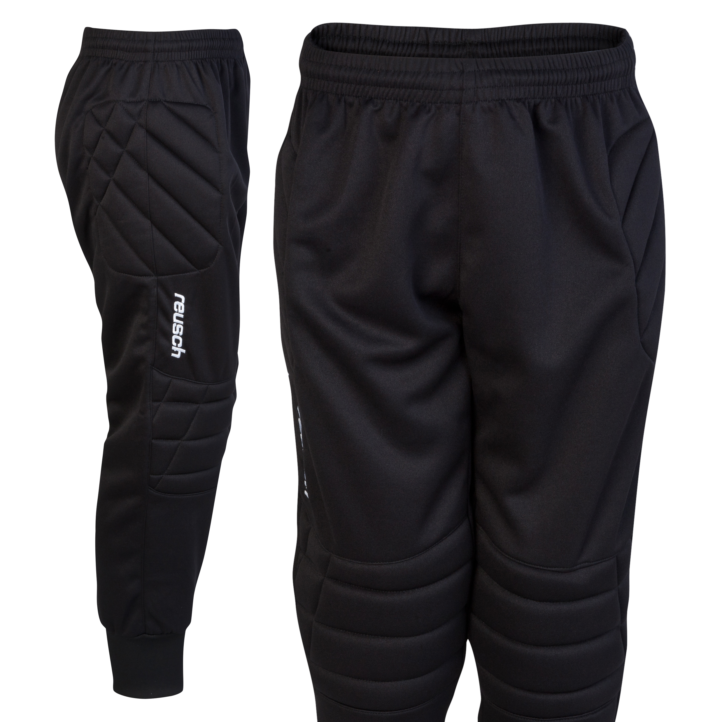 Reusch Goalkeeping Pants - Kids-Black