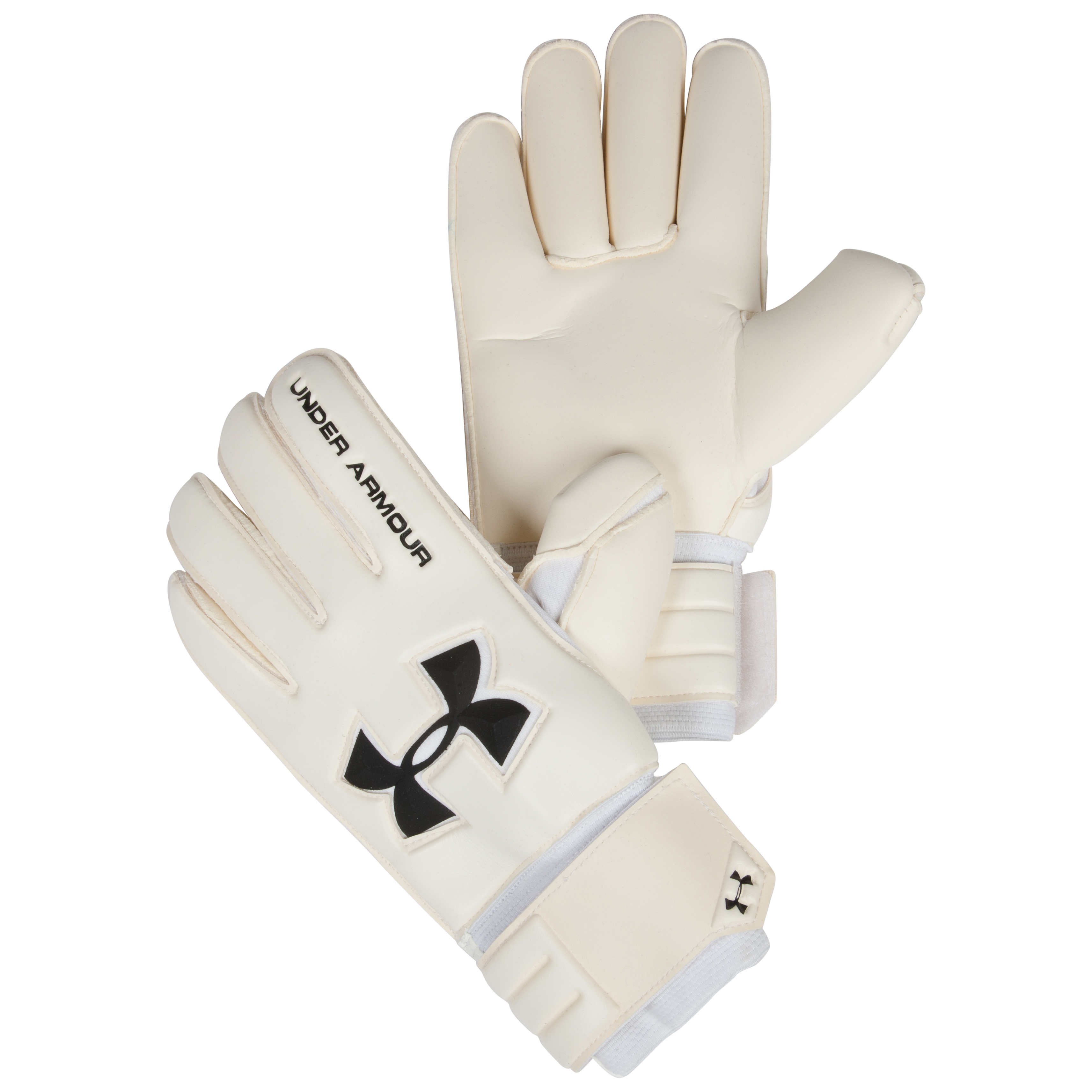 Under Armour Negate Goalkeeper Gloves-White