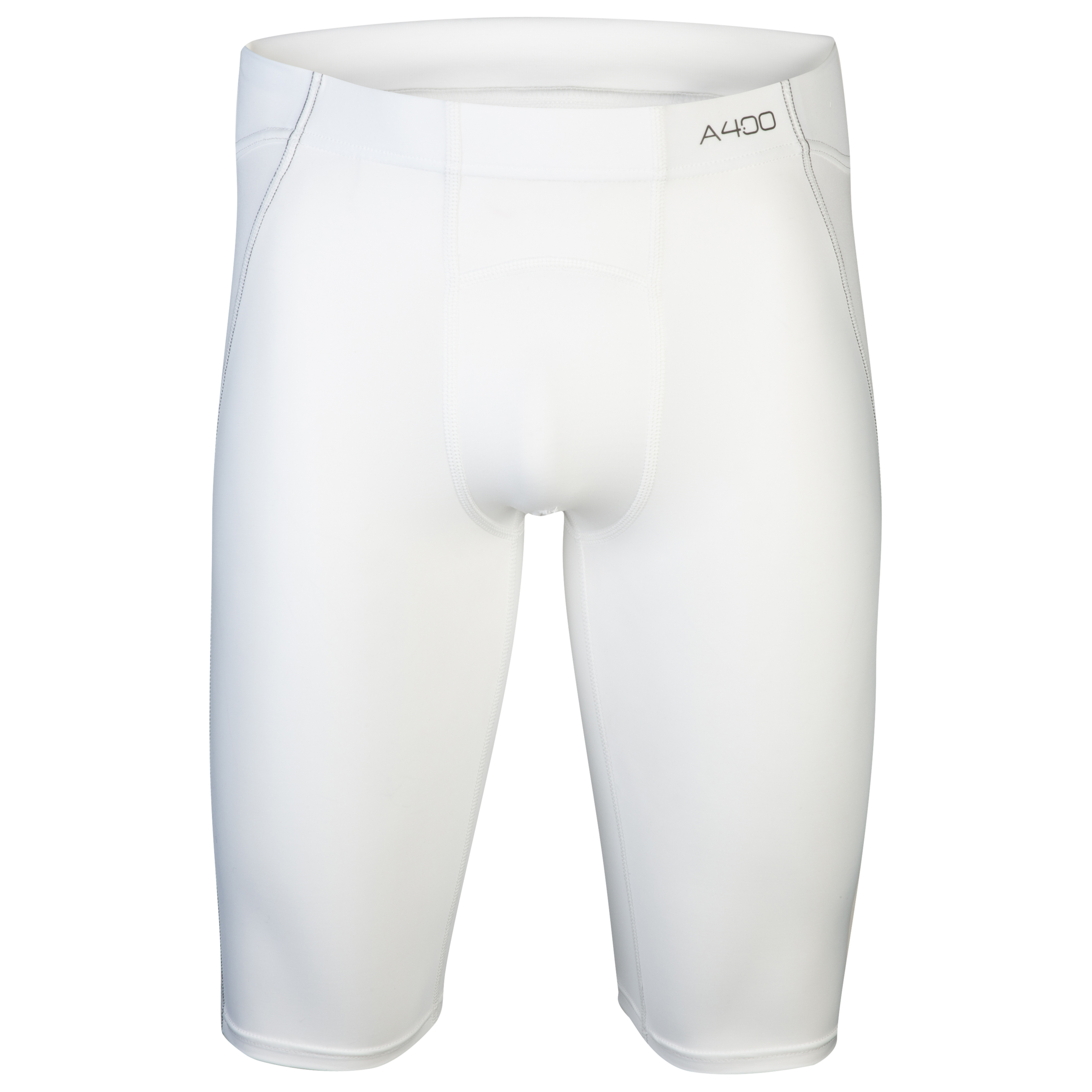 Skins A400 Active Half Tights - White