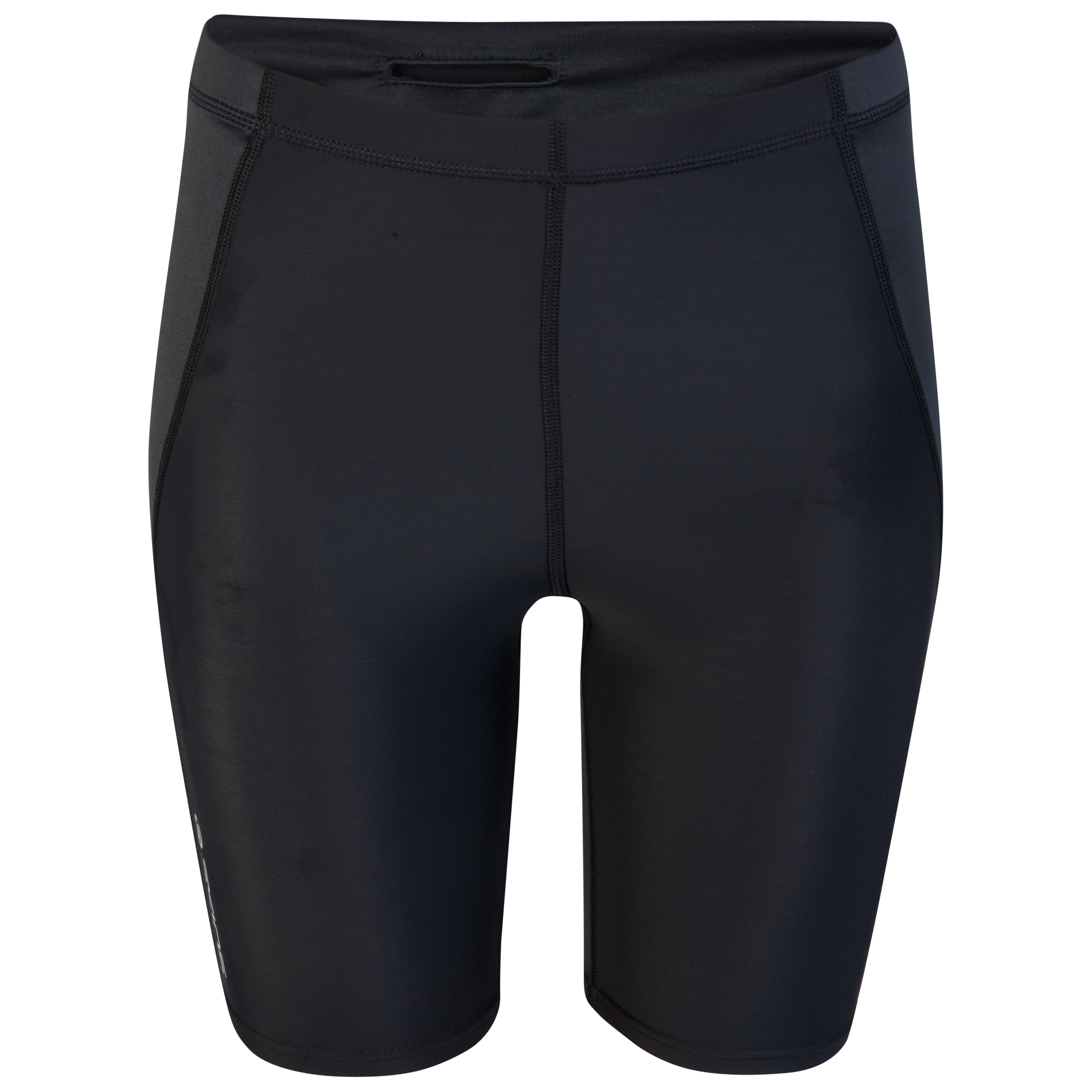 Skins A400 Active Shorts - Black/Silver - Womens