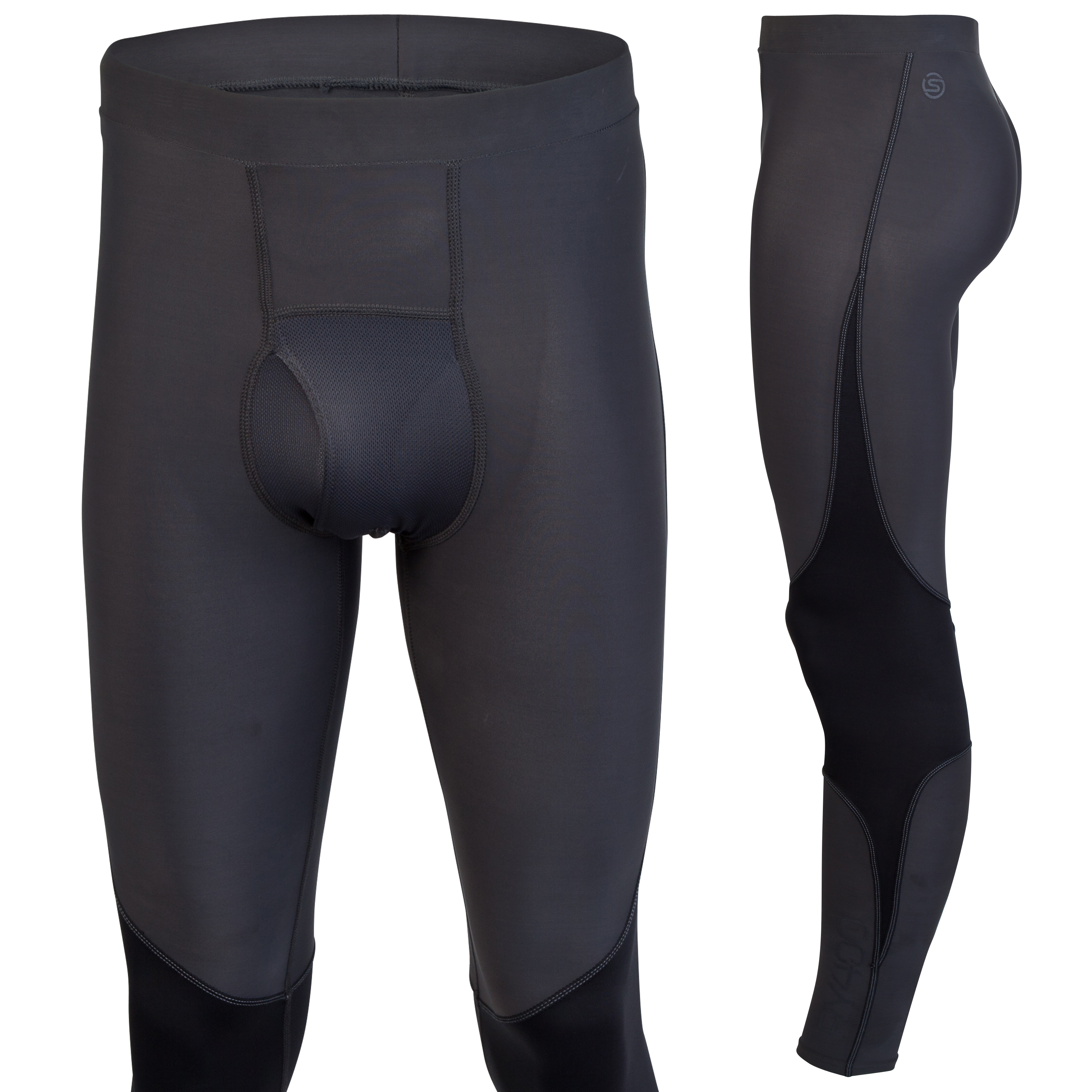 Skins RY400 Recovery Long Tights -  Graphite