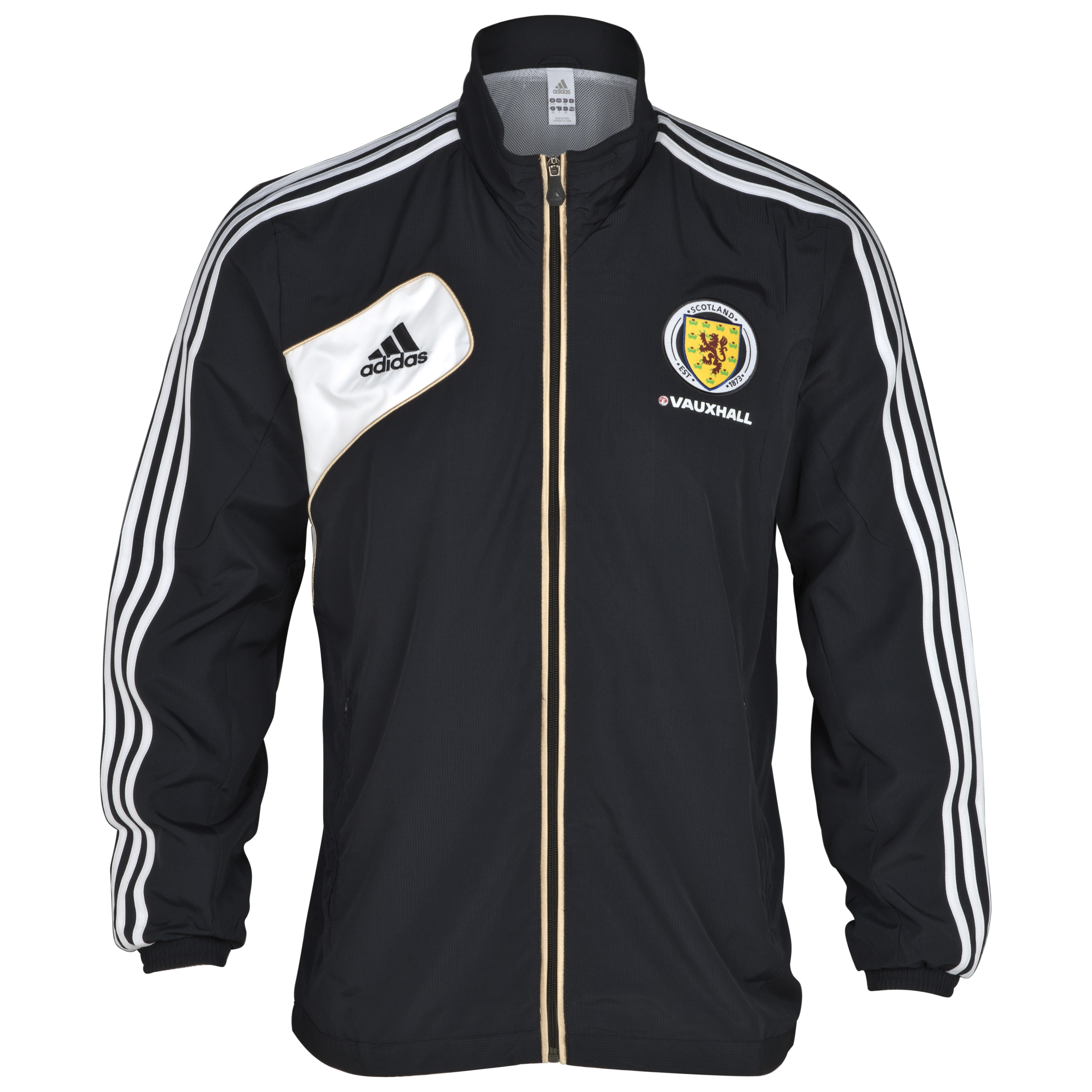 Scotland Presentation Jacket - Punjab/White