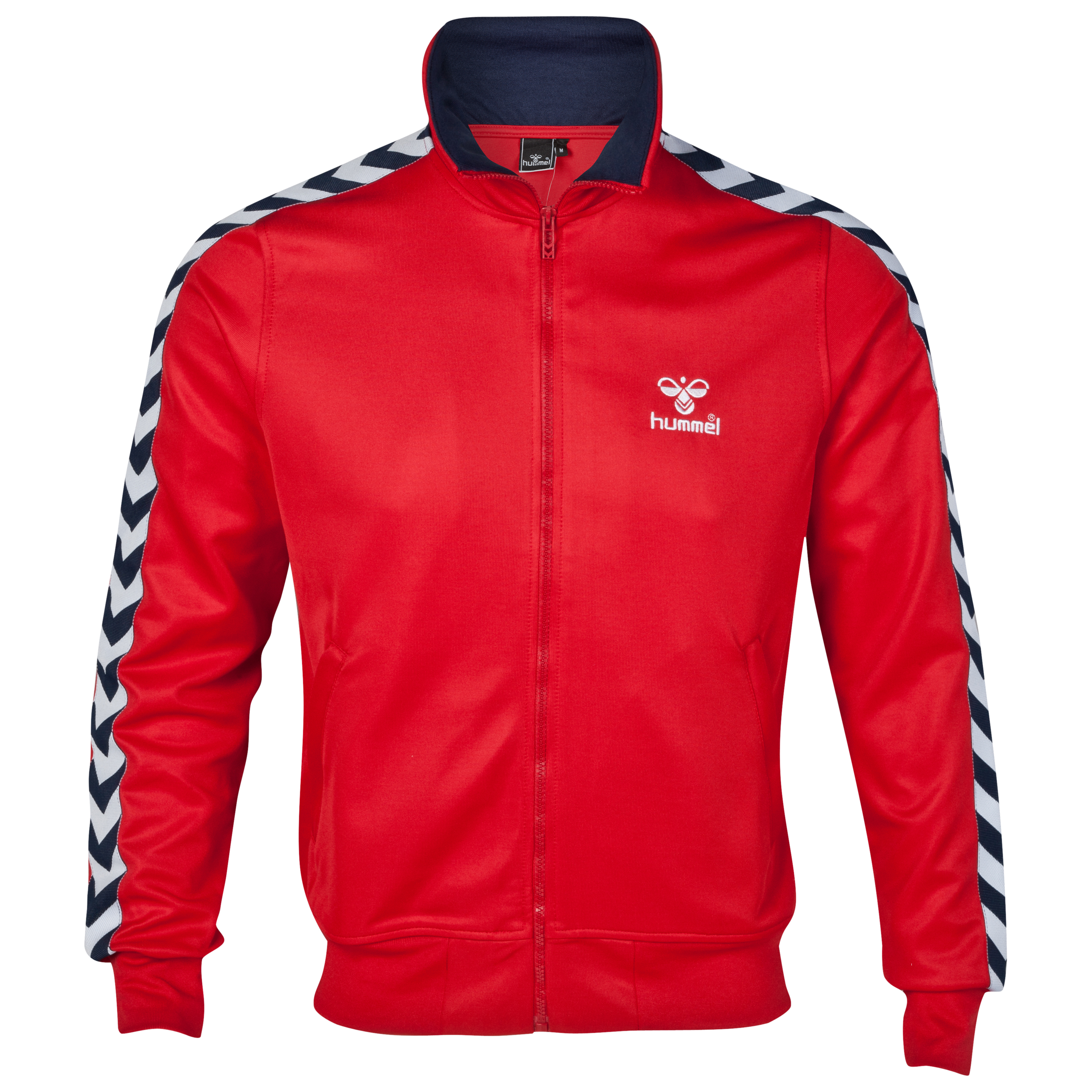 Hummel Atlantic Zip Track Jacket - Ribbon Red