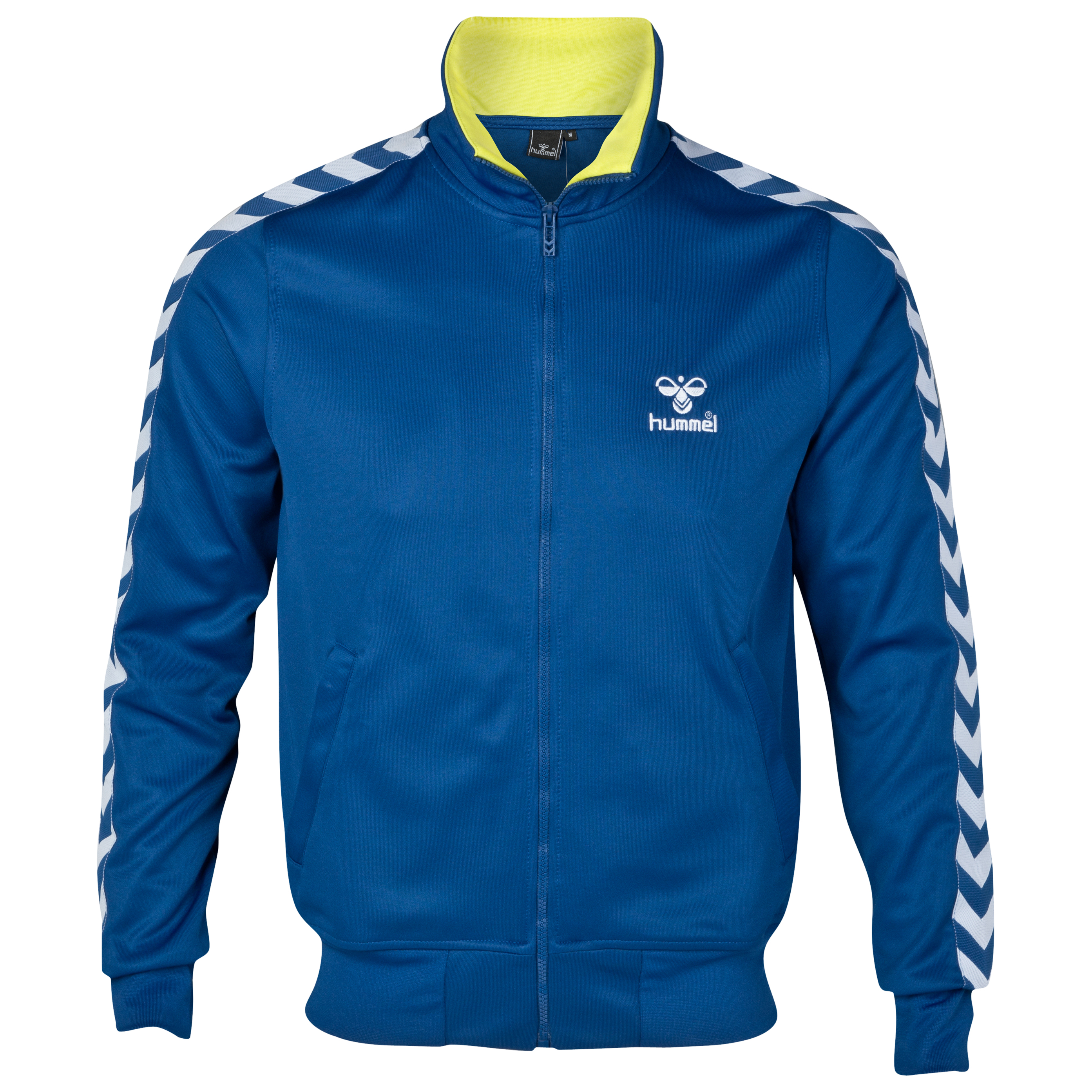 Hummel Atlantic Zip Track Jacket - Limoges