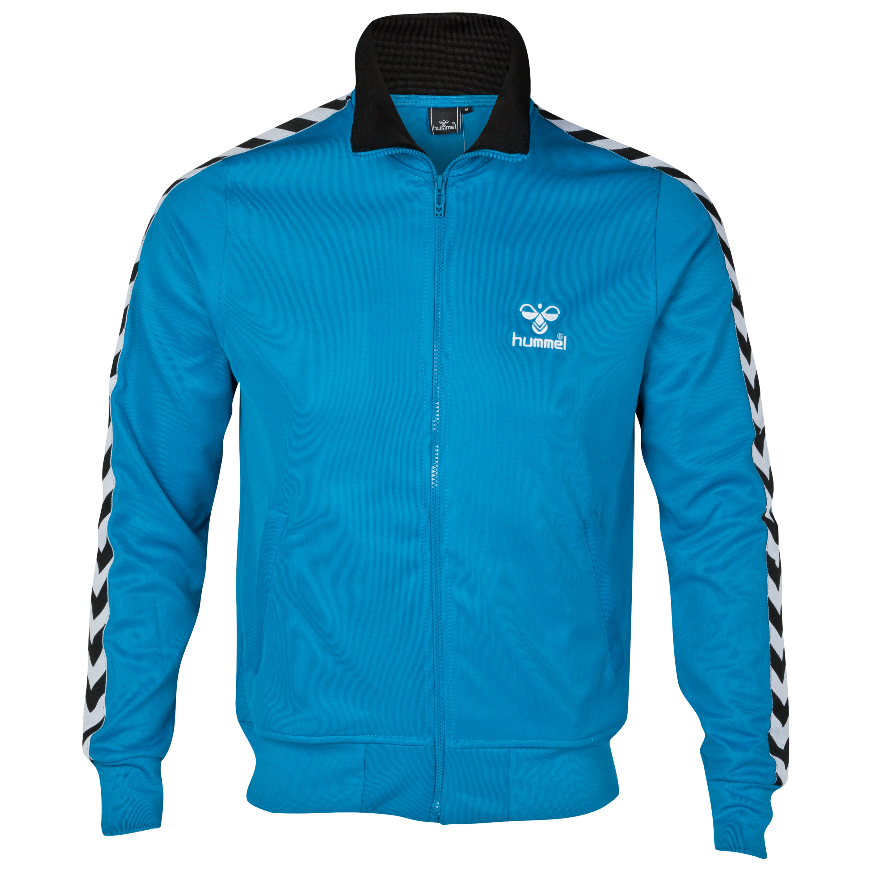 Hummel Atlantic Zip Track Jacket - Methyl Blue