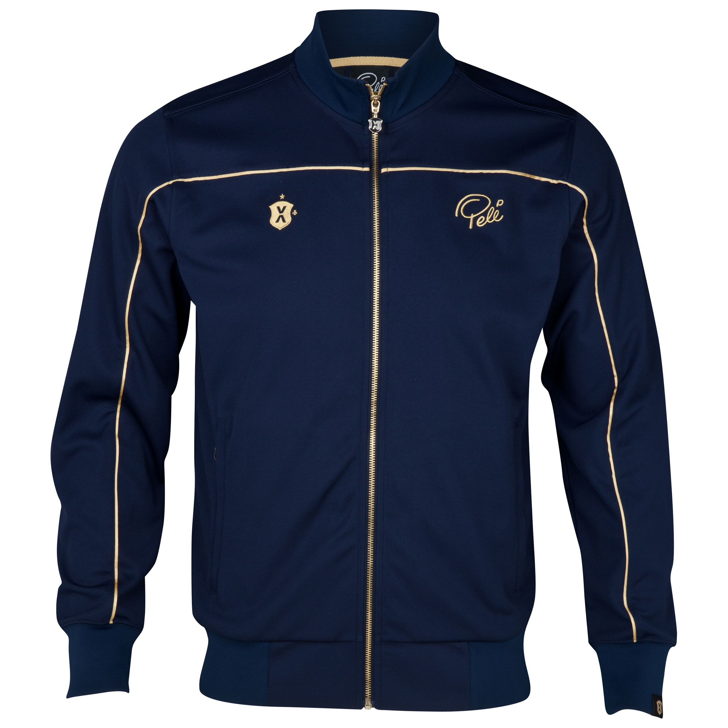 Pele Sports Street Track Jacket - Navy