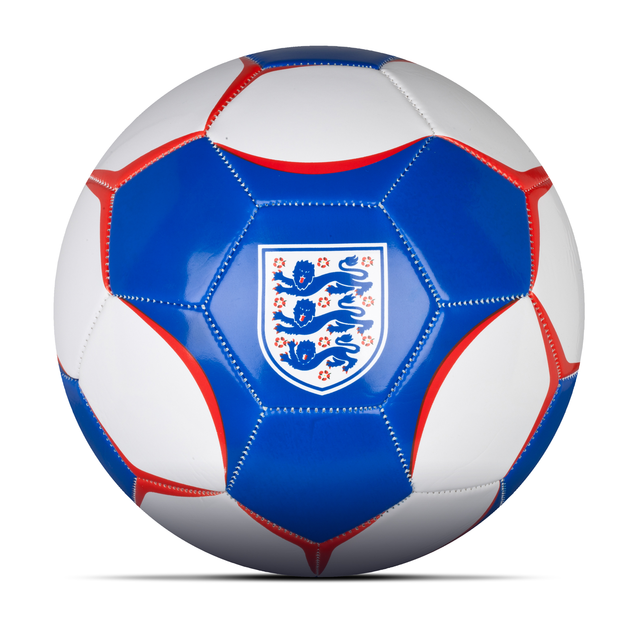 England FA Shield Football Size 5 - Blue