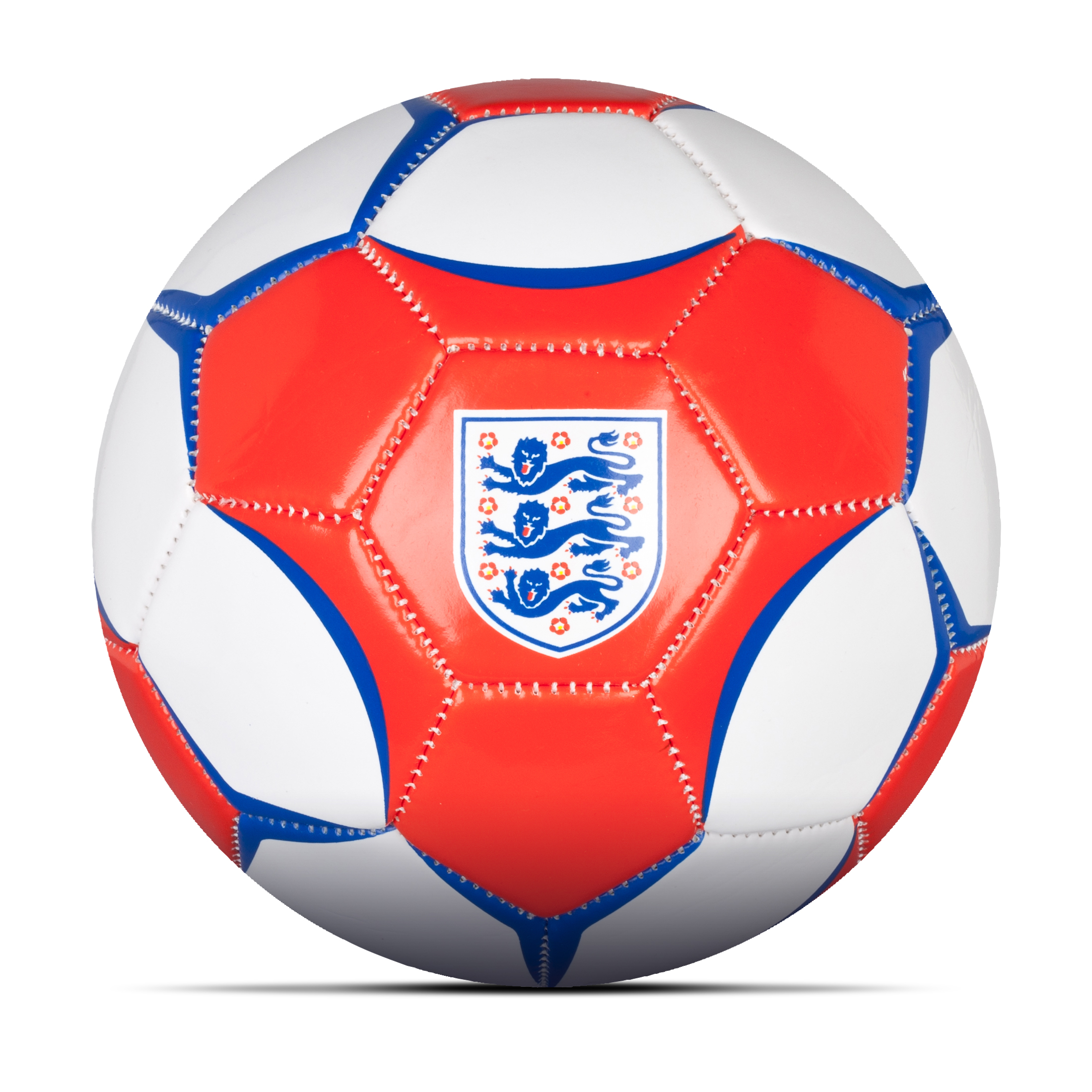 England FA Shield Football Size 1 - Red