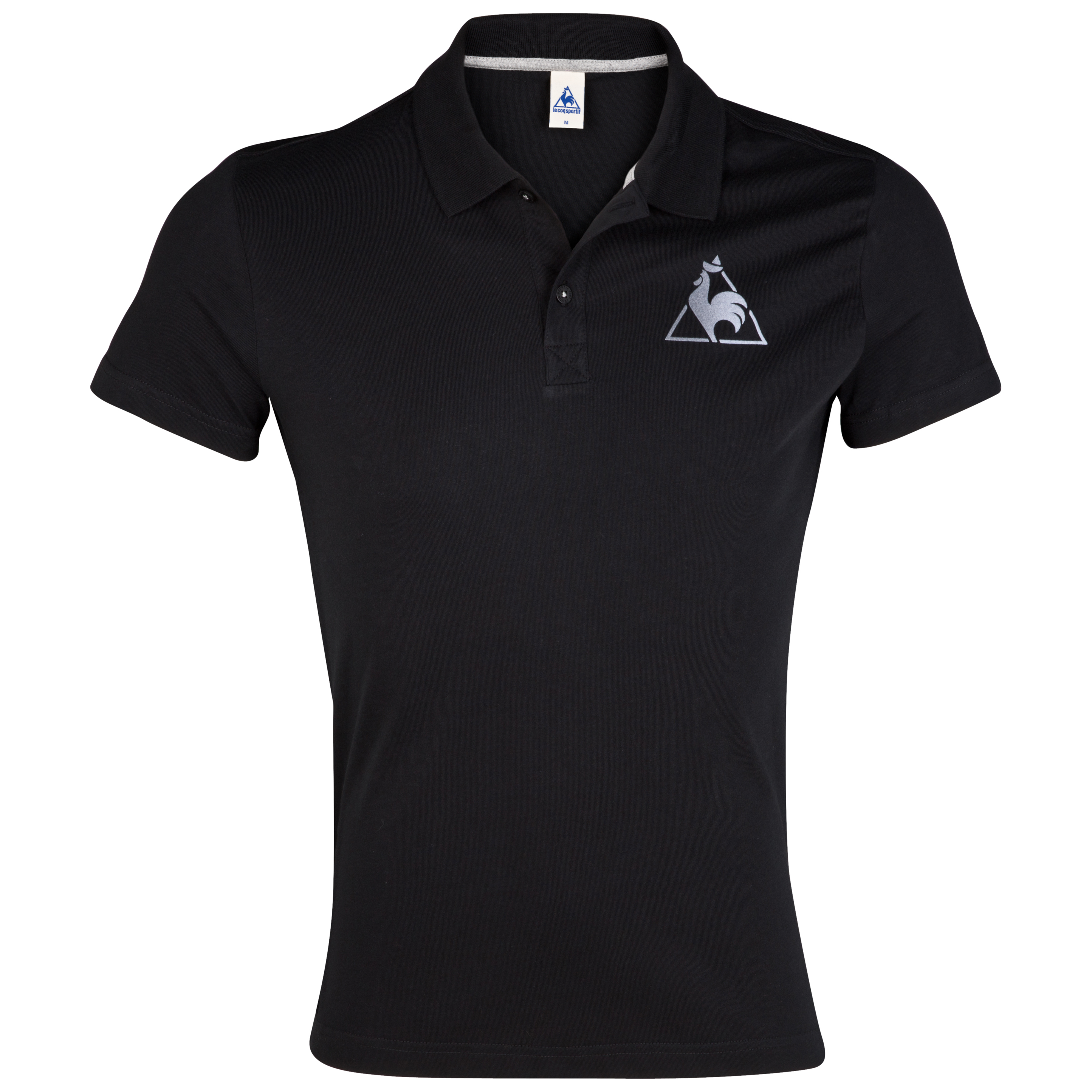 Le Coq Sportif Chronic Polo - Black