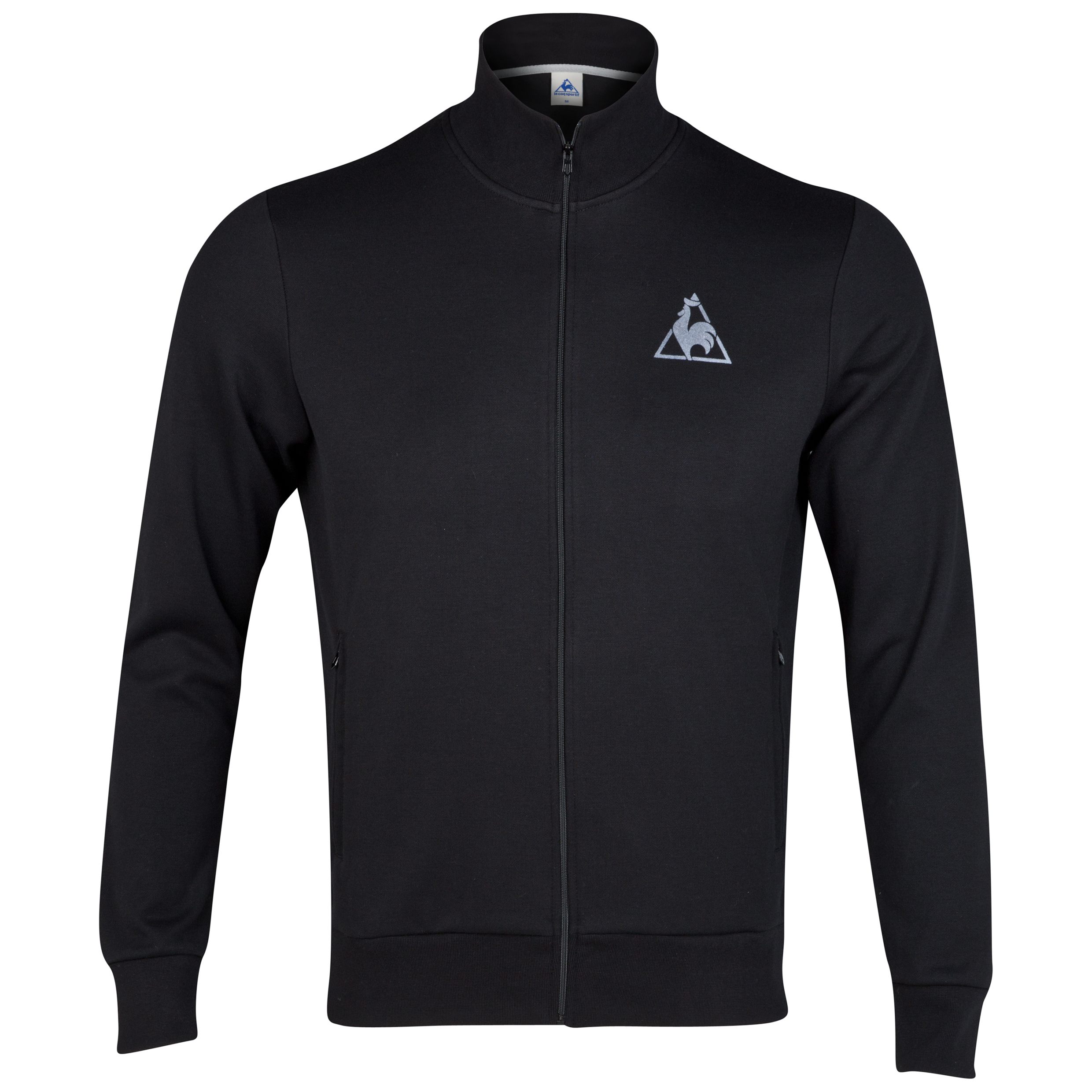 Le Coq Sportif Chronic Track Jacket - Black