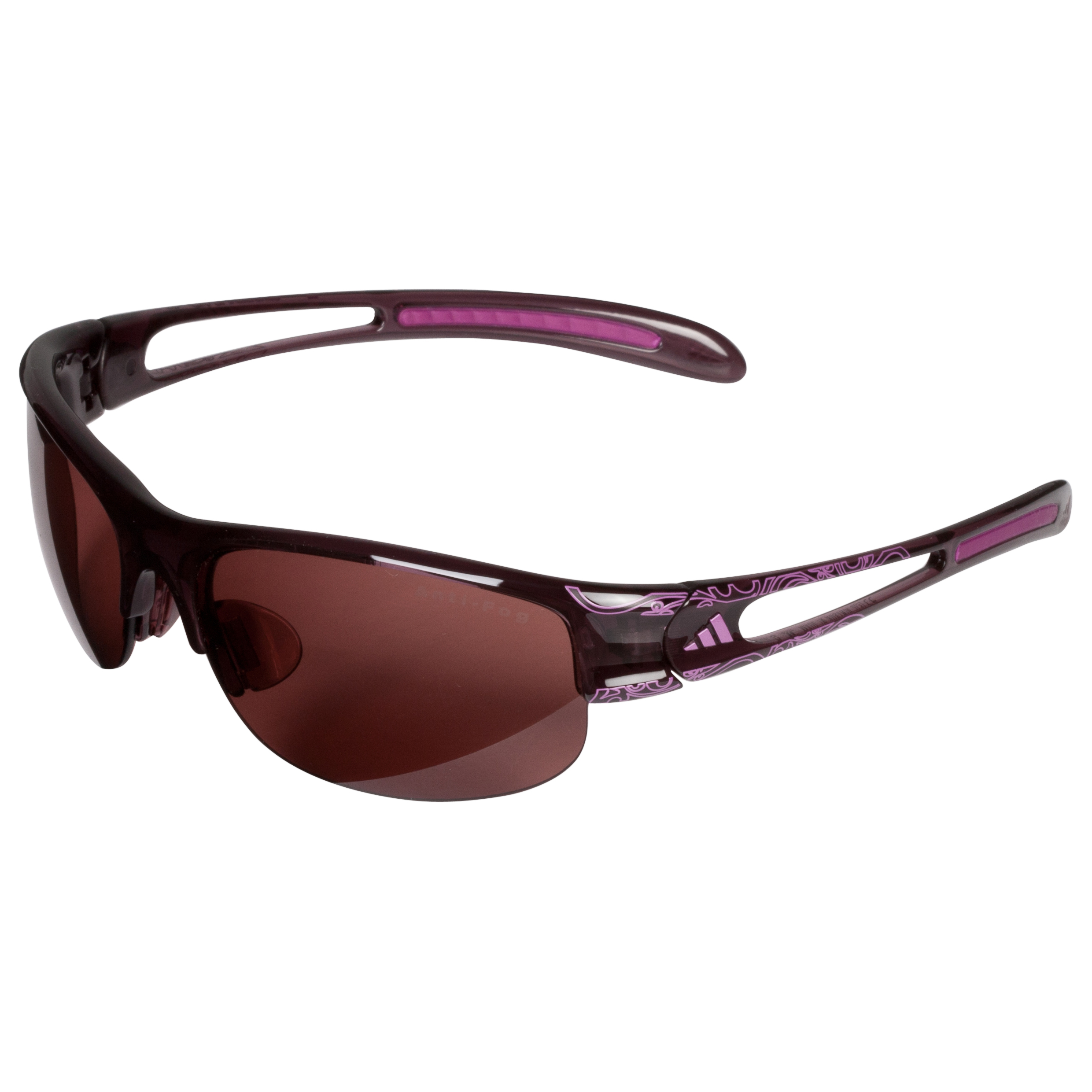 Adidas Adilibria Halfrim Sunglasses - Pink