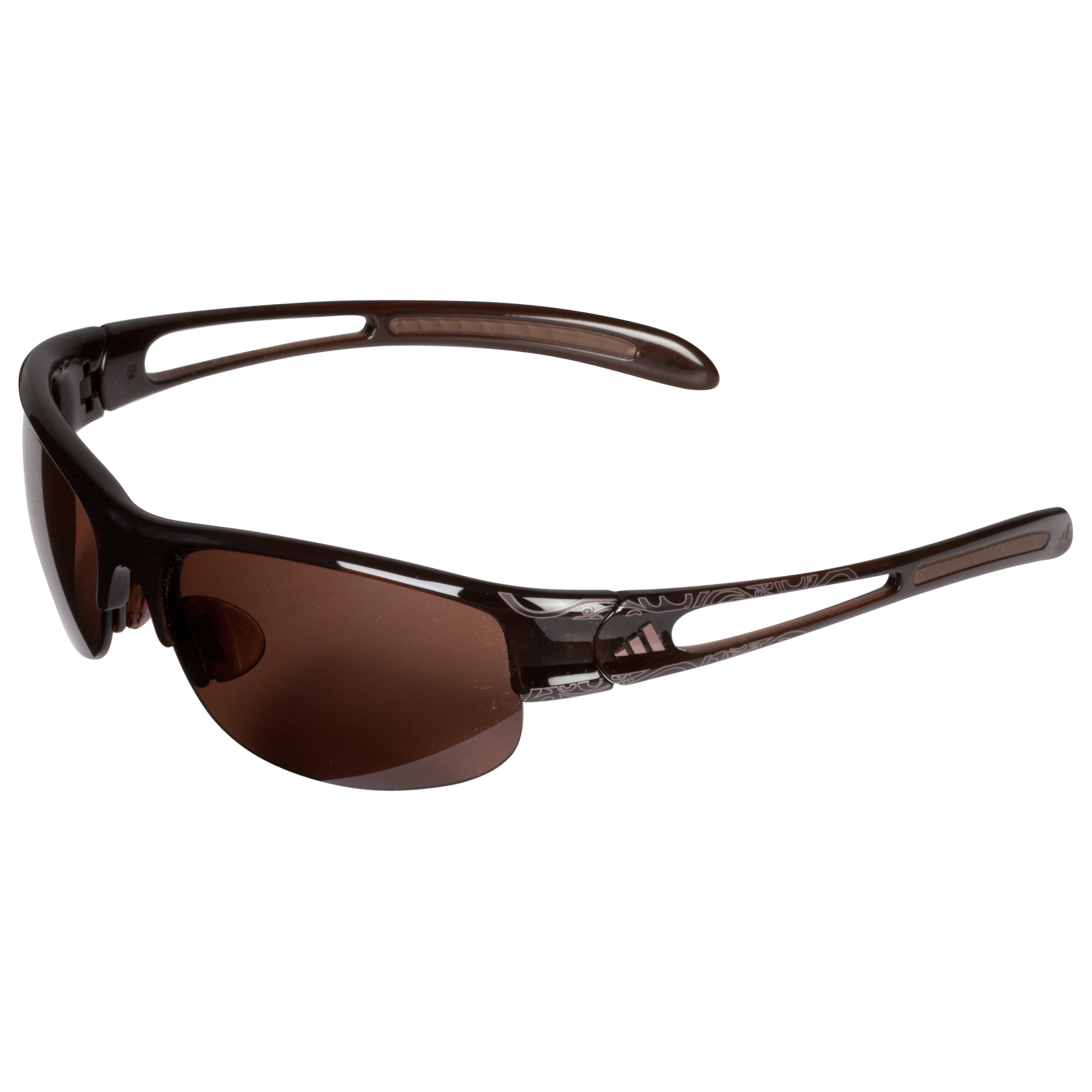 Adidas Adilibria Halfrim Sunglasses - Brown