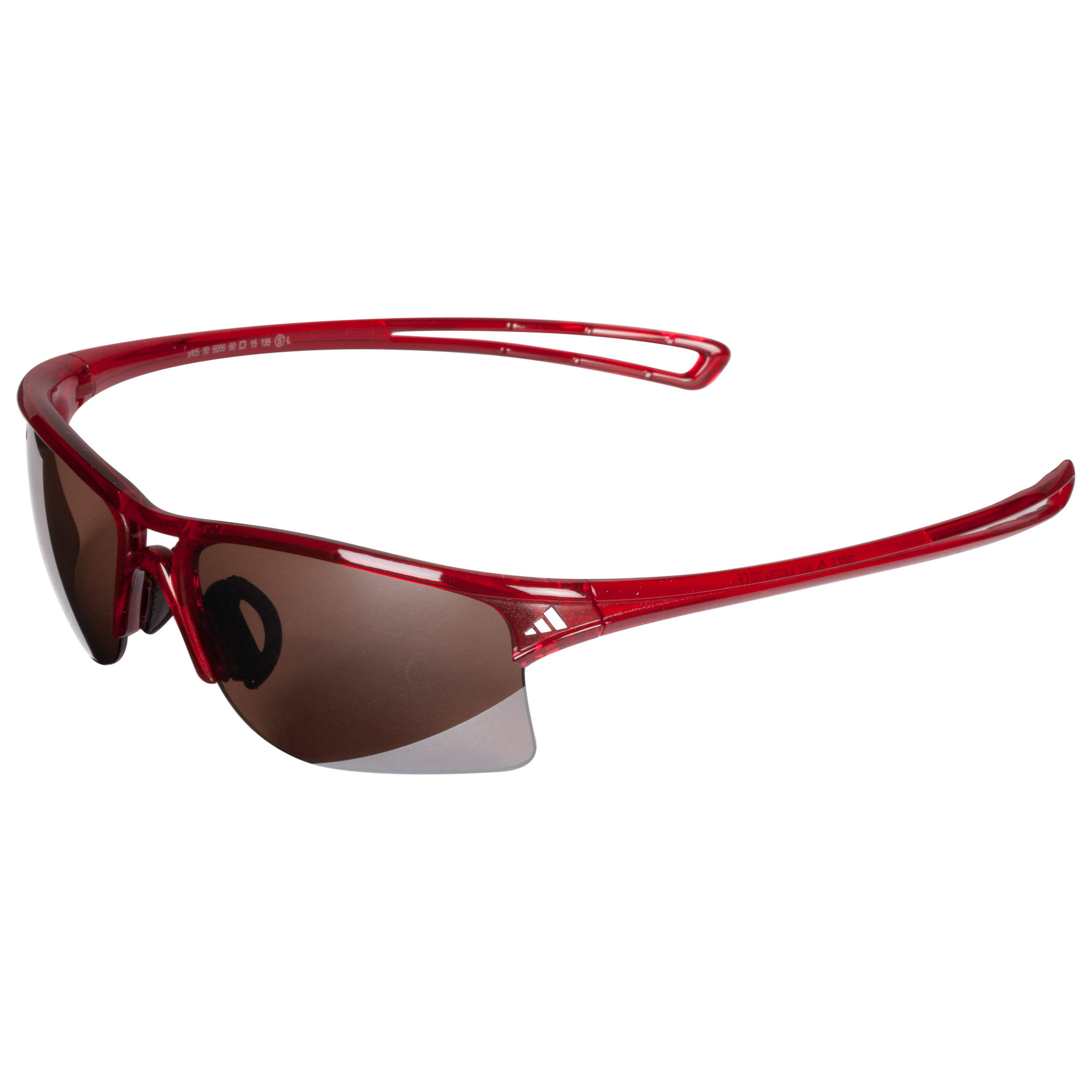 Adidas Raylor Sunglasses - Red - Small