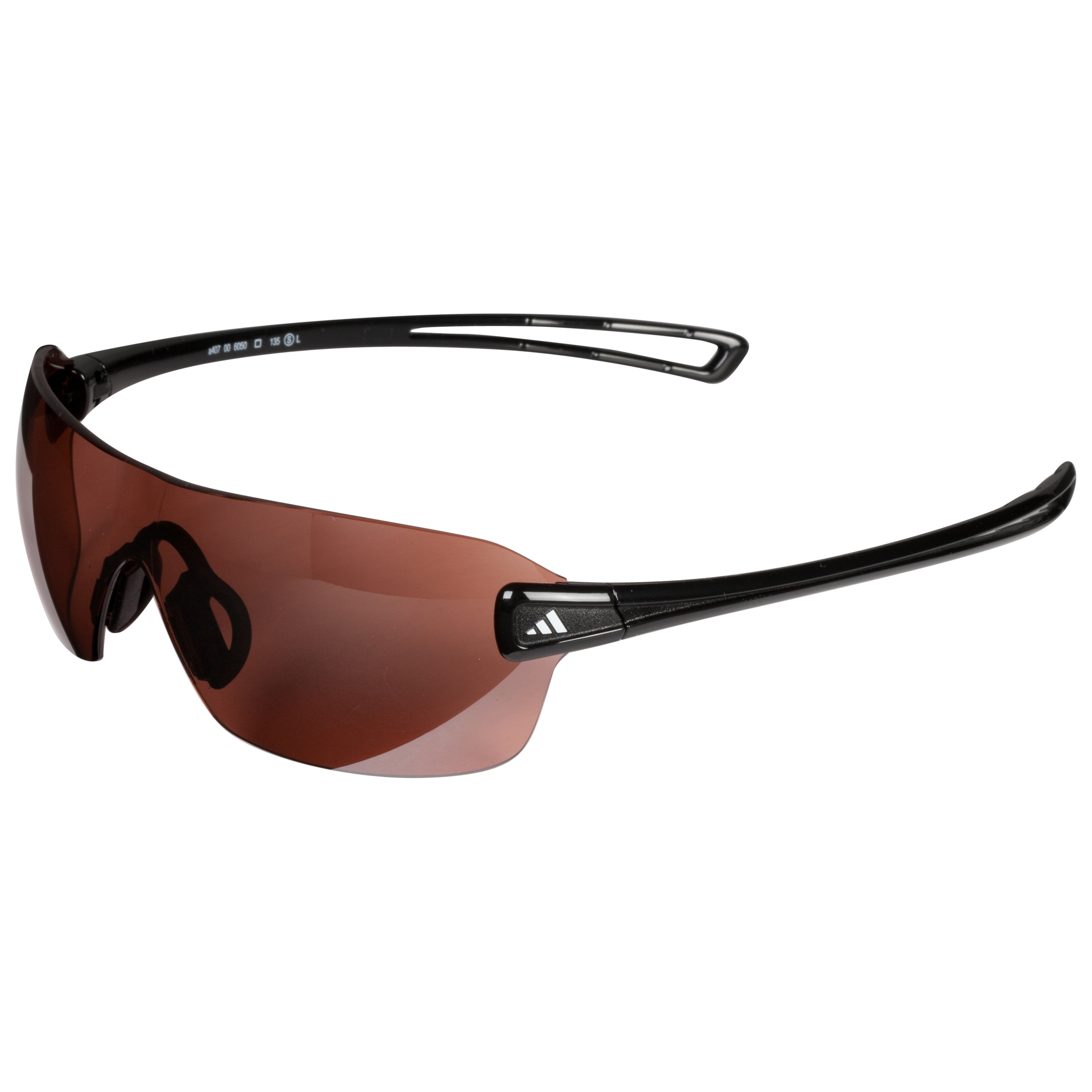 Adidas Duramo Sunglasses - Black - Small