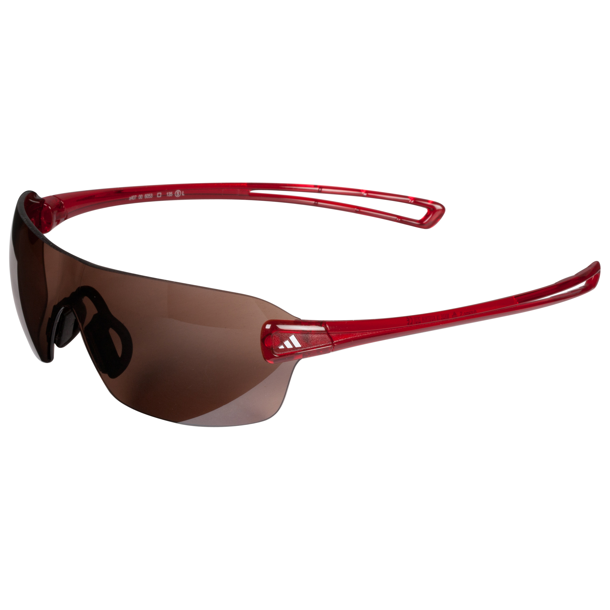 Adidas Duramo Sunglasses - Red
