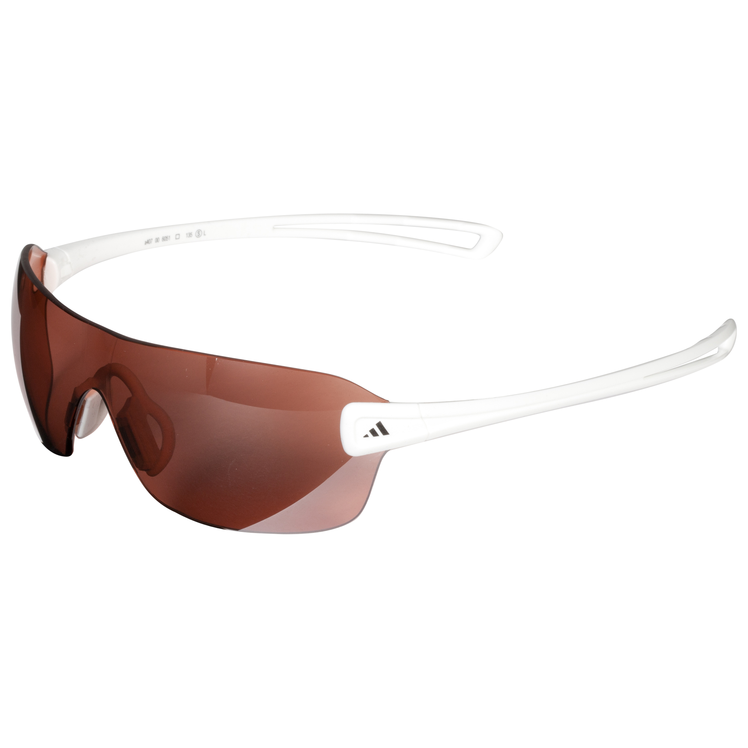 Adidas Duramo Sunglasses - White