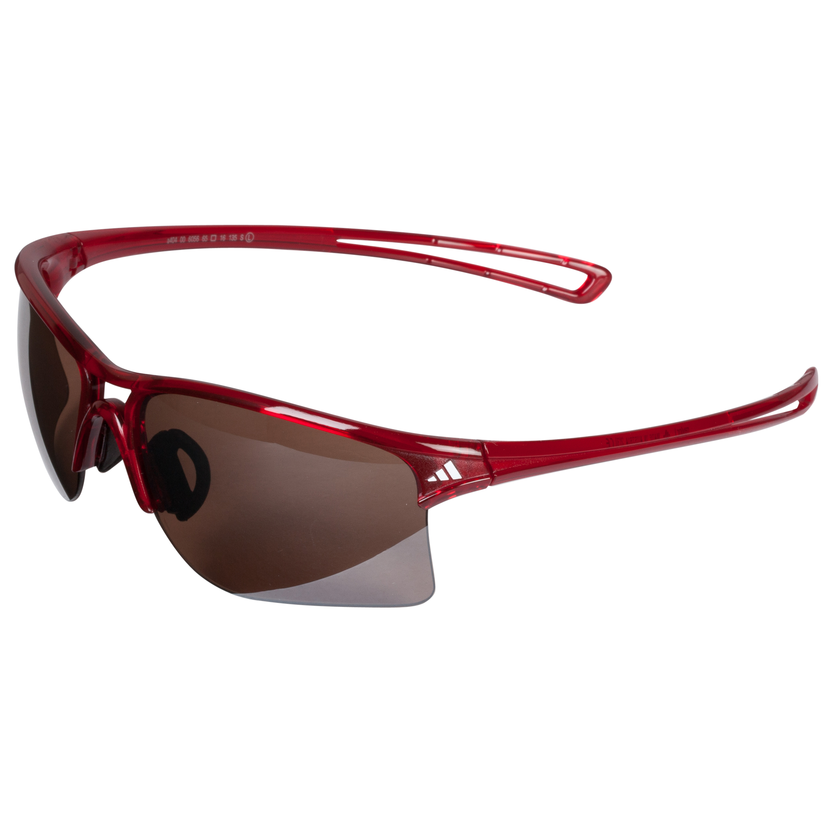 Adidas Raylor Sunglasses - Red - Large