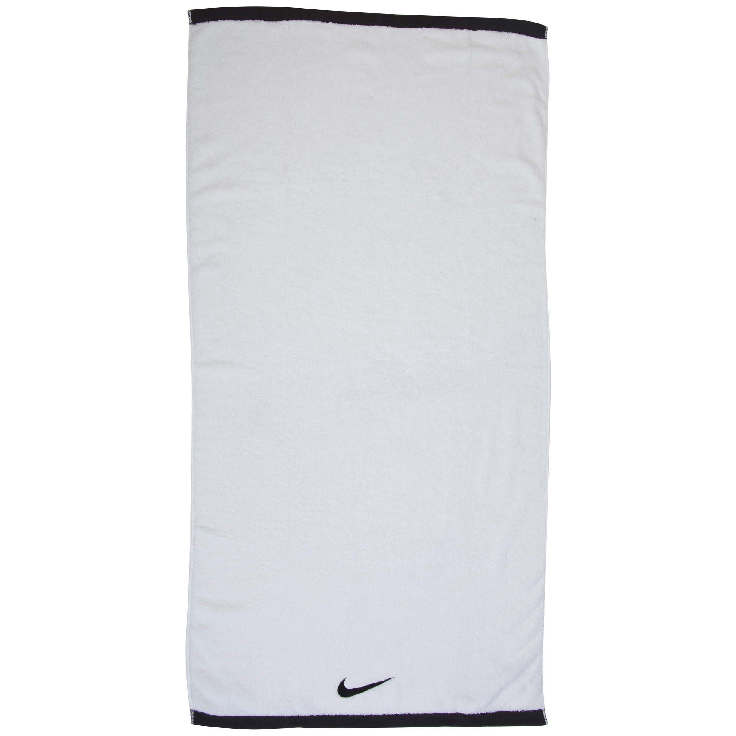 Nike Fundamental Large Towel - White/Black