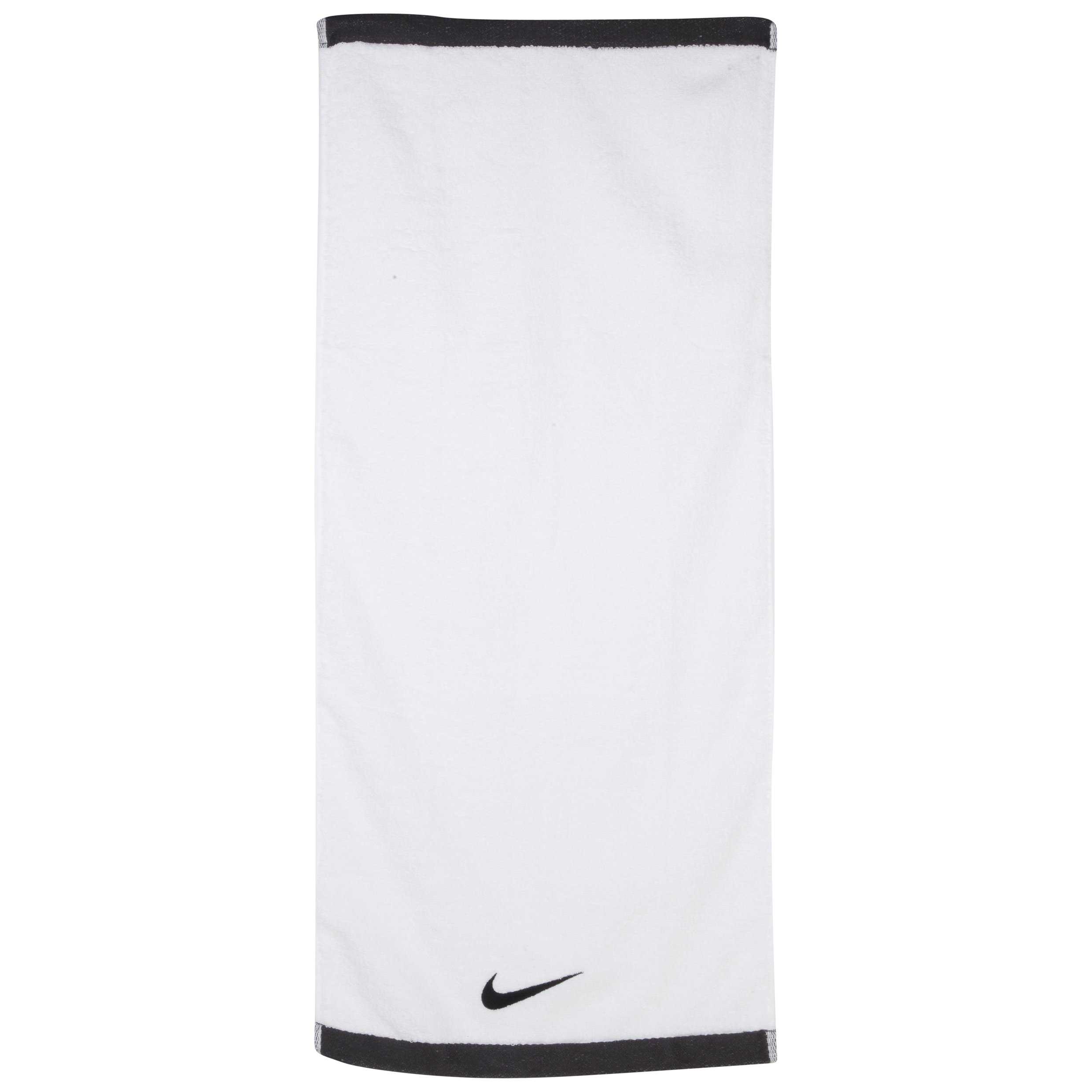 Nike Fundamental Medium Towel - White/Black