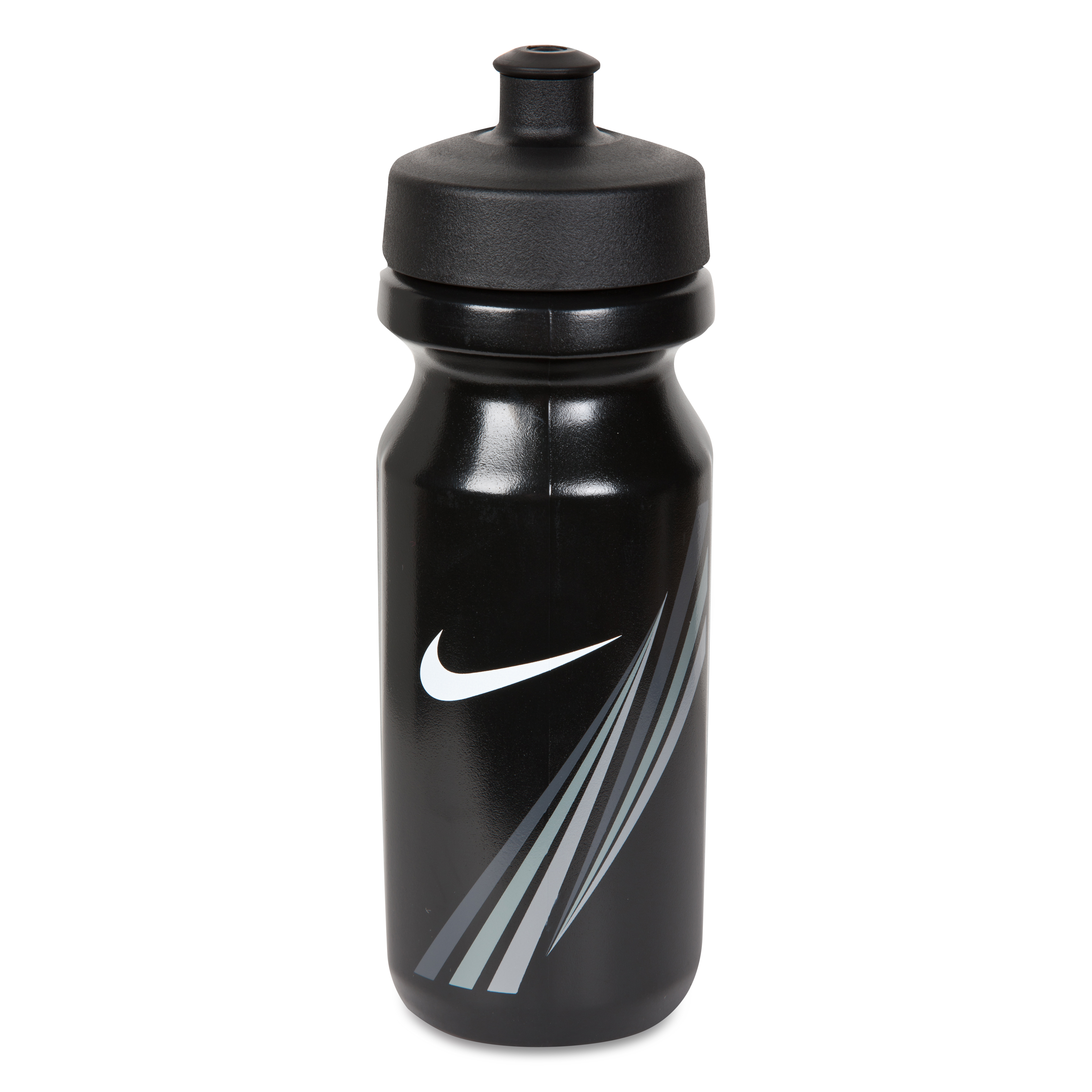 Nike Big Mouth Water Bottle - Black/Med Grey/Black