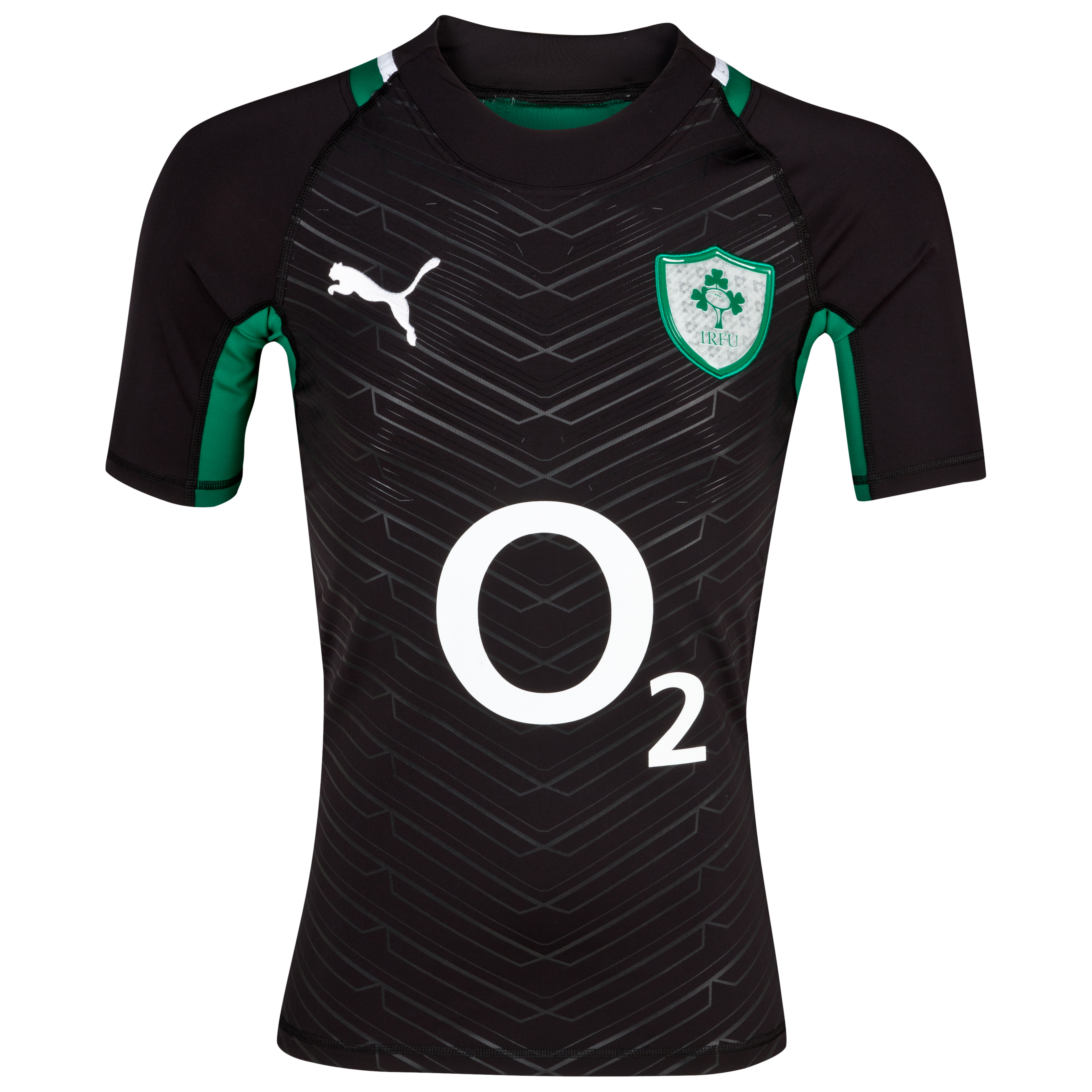 Ireland Rugby Alternative Pro Shirt 2012/13
