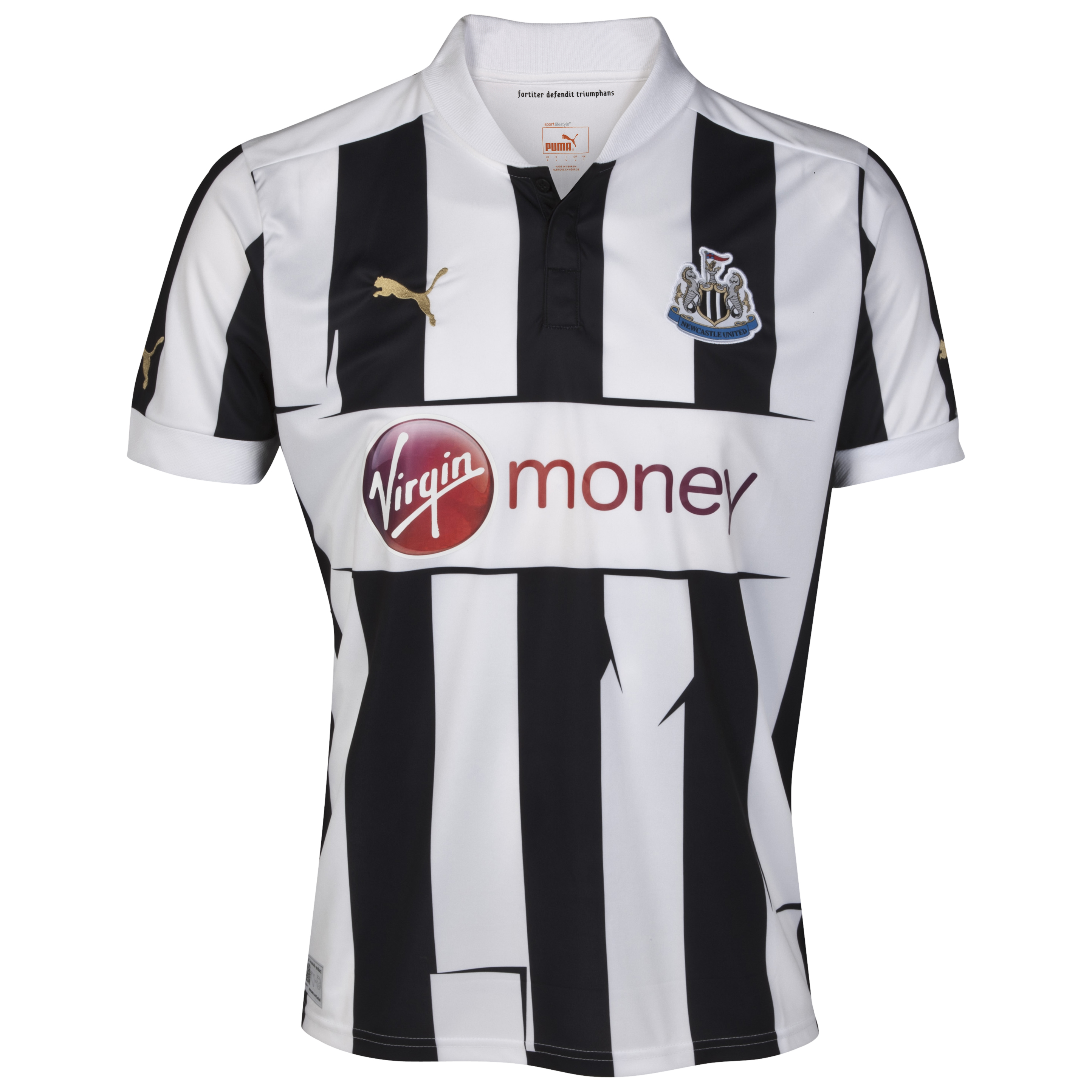 Newcastle United Home Shirt 2012/13