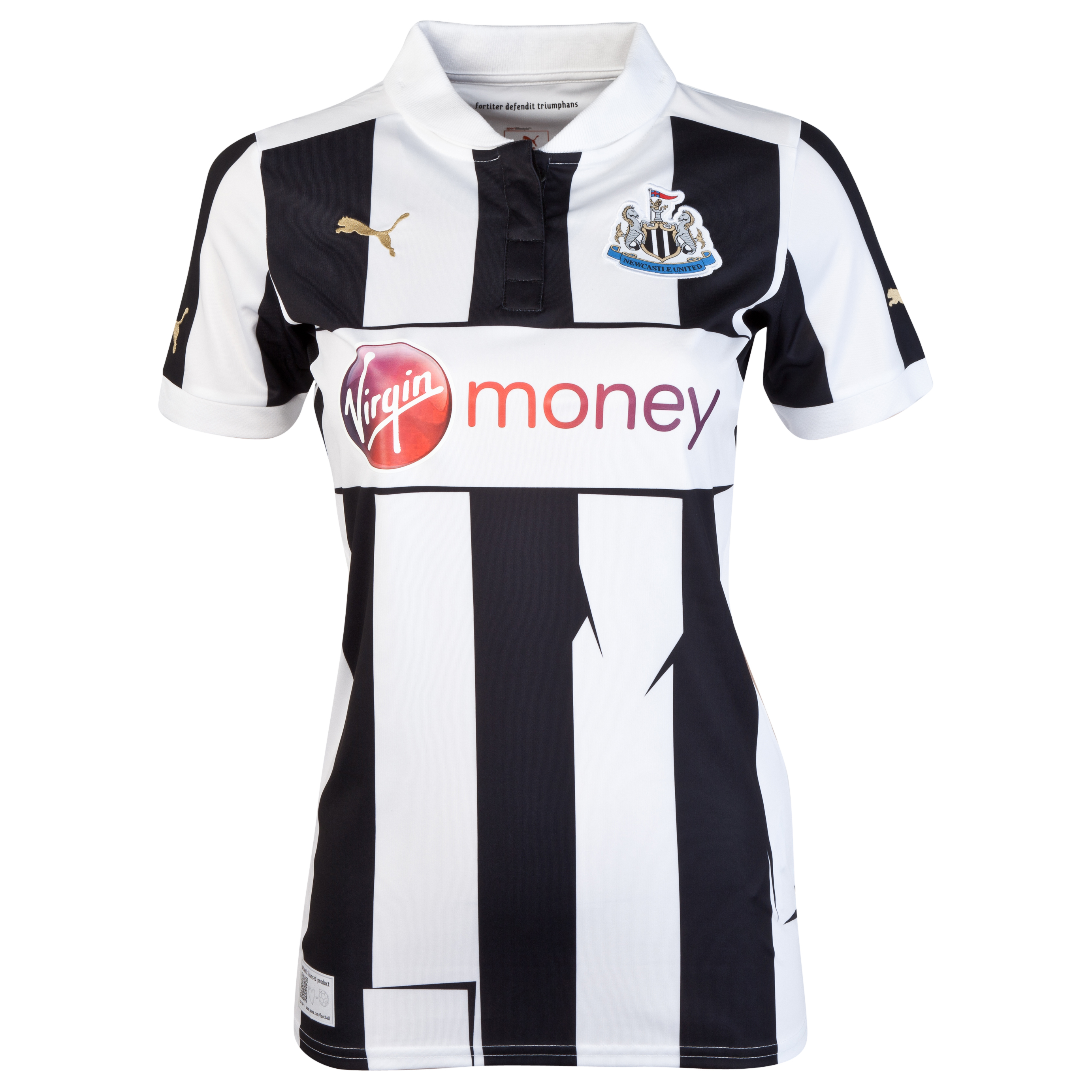 Newcastle United Home Shirt 2012/13 - Womens