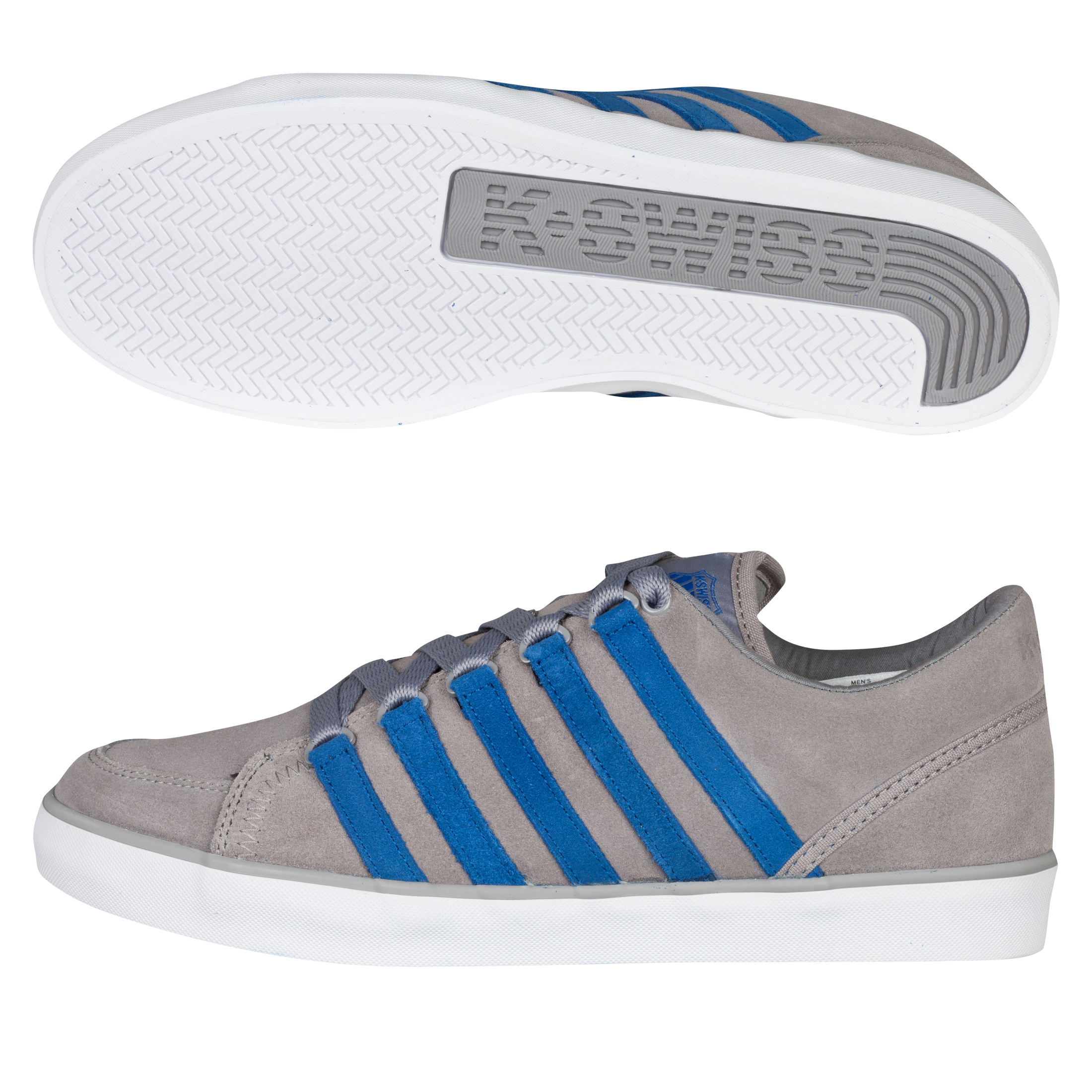 K-Swiss Gowmet II SDE VNZ Trainers - Stingray/Strong Blue/White