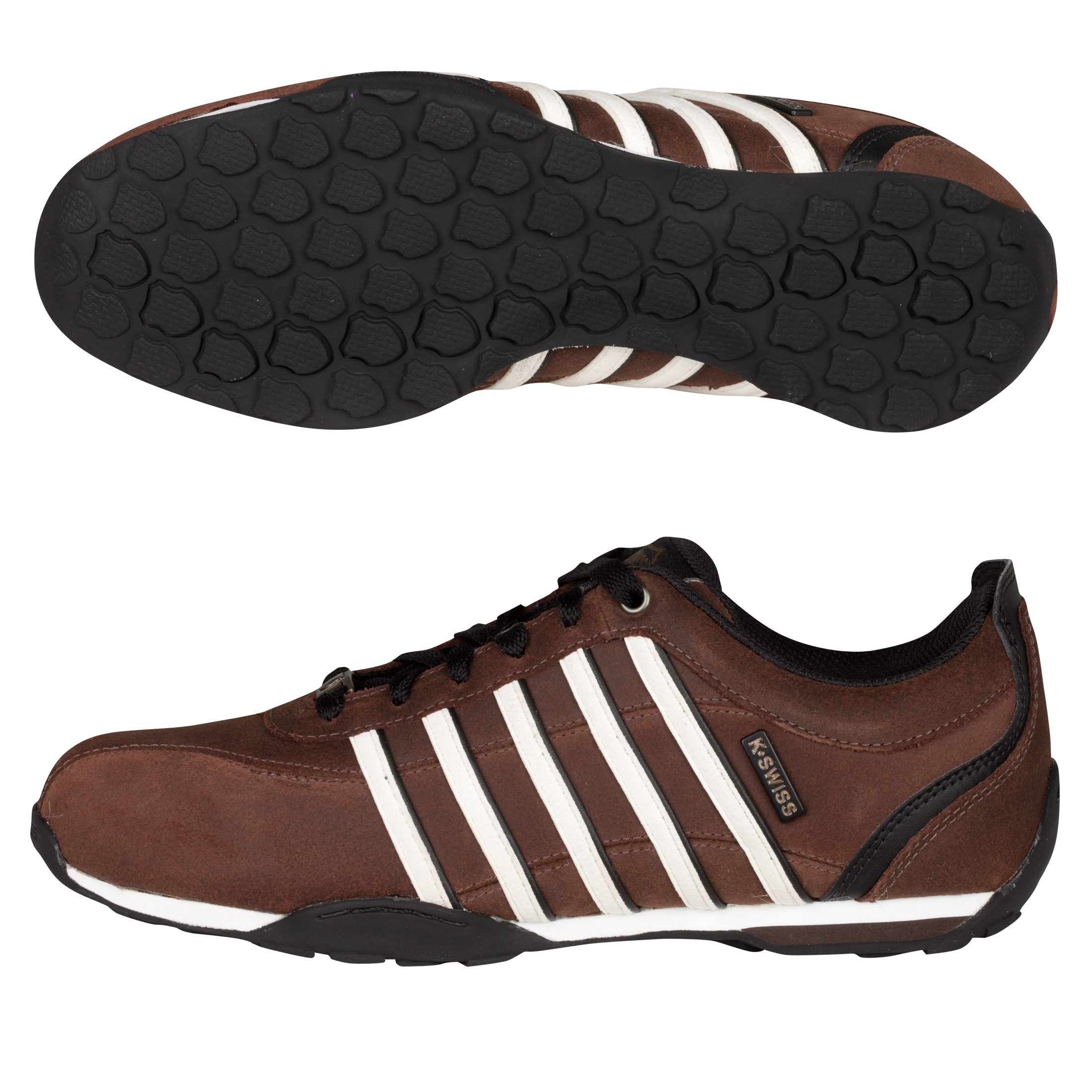 K-Swiss Arvee 1.5 Trainers - Java/Black/Cider