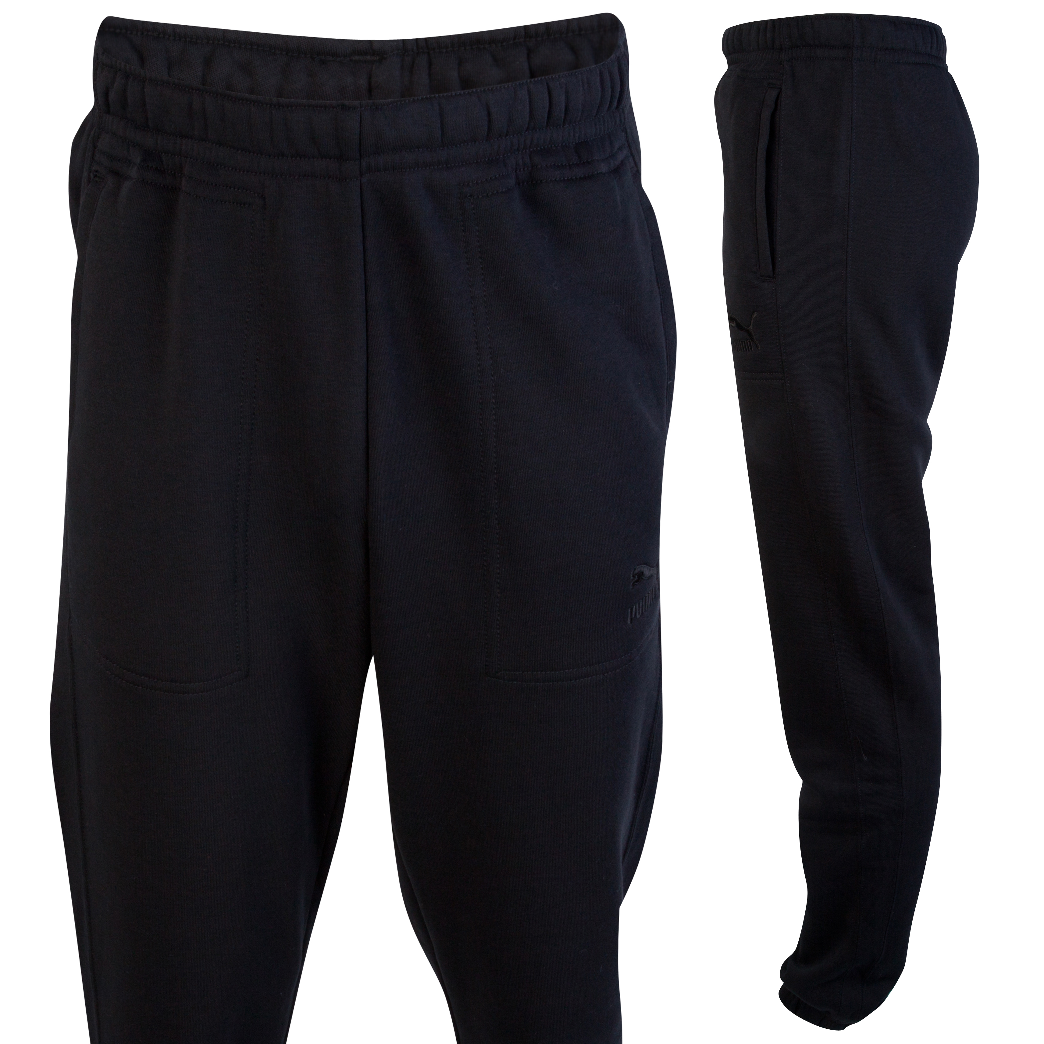 Puma Sweat Pants - Black