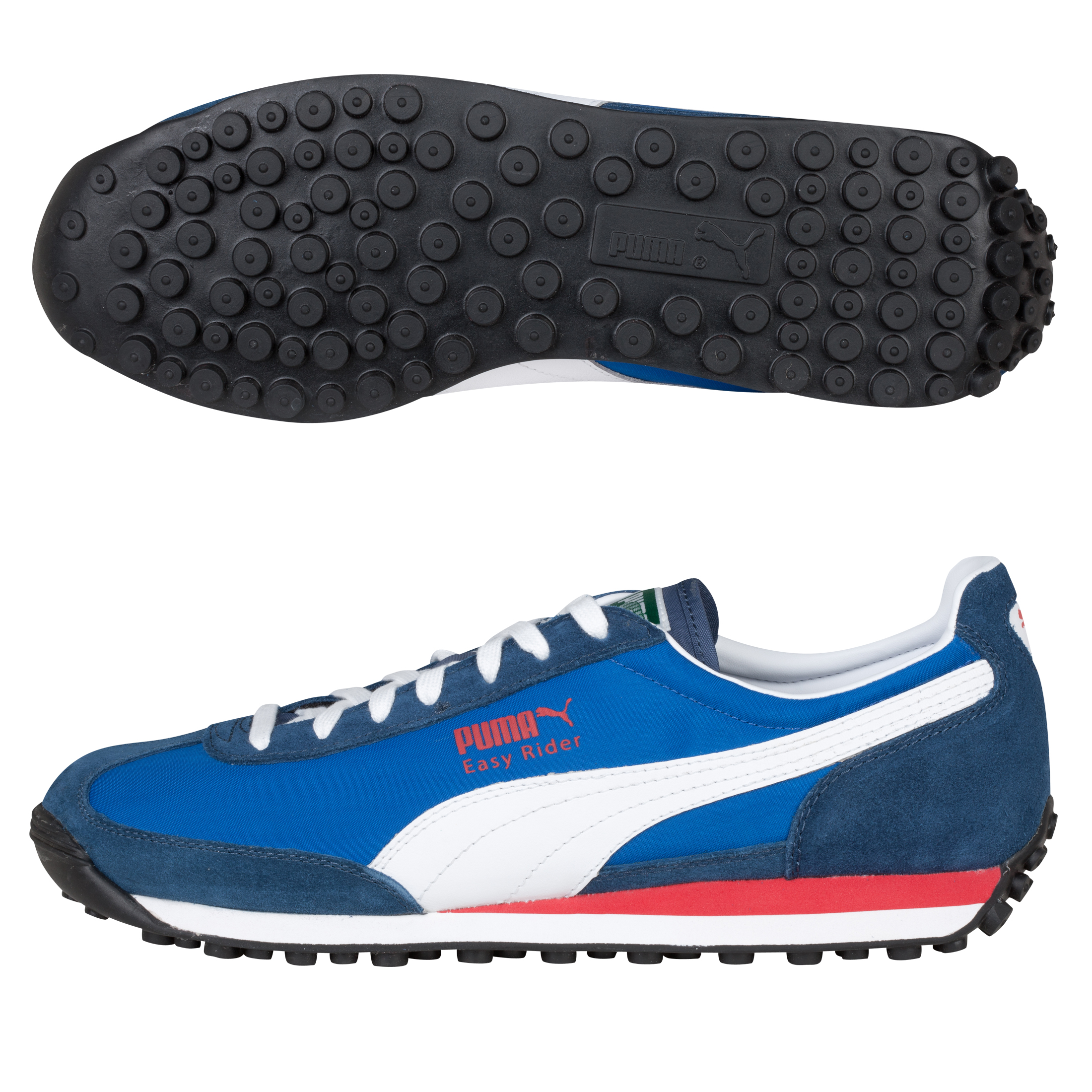 Puma Easy Rider 78 Trainer - Dark Denim/White/Snorkel Blue