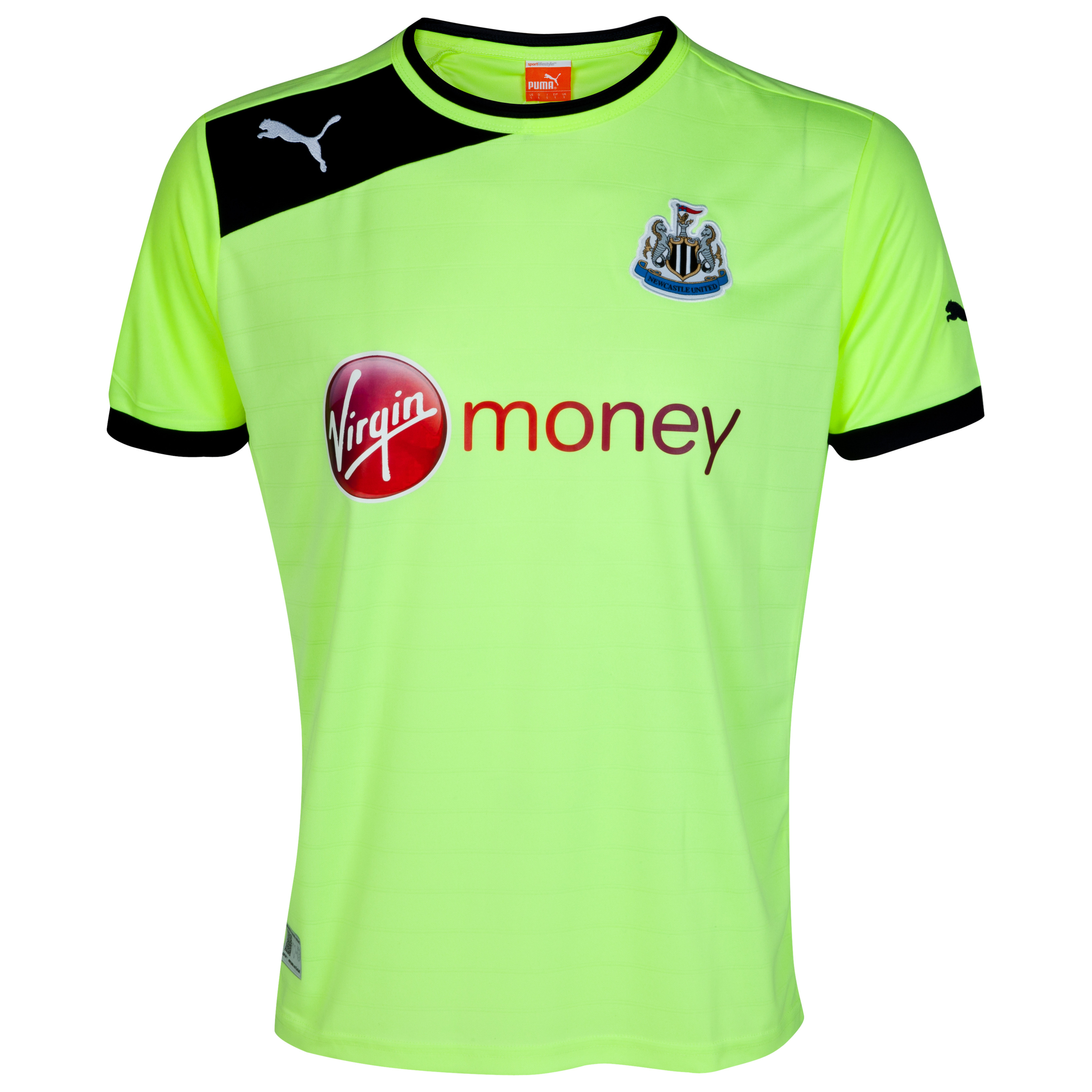 Newcastle United Third Shirt 2012/13