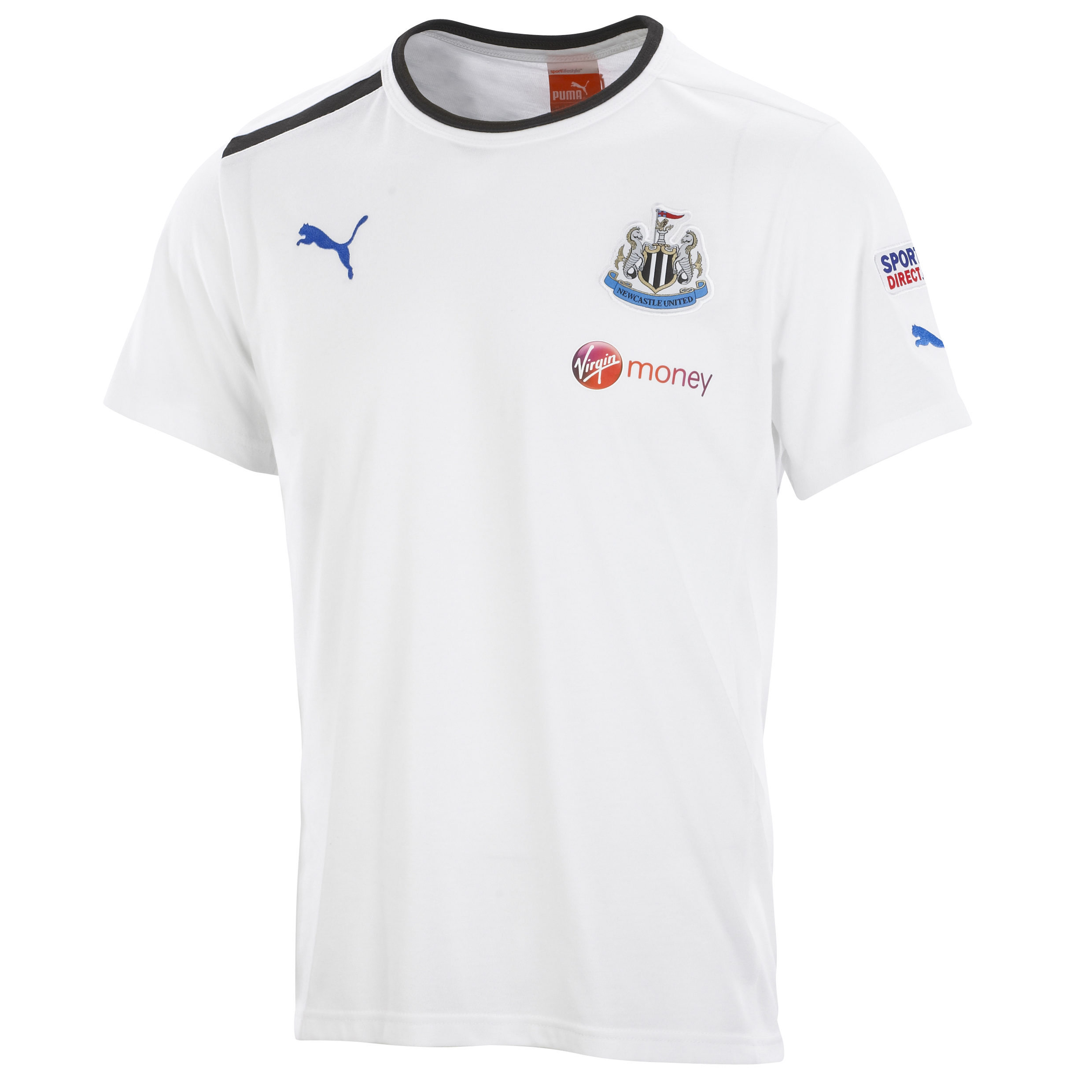 Newcastle United Cotton T-Shirt