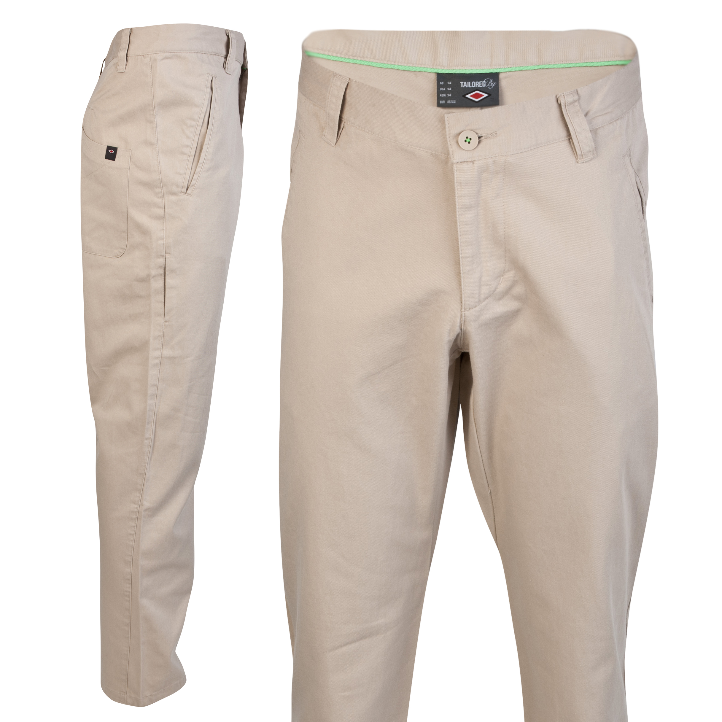 Umbro Articulated Woven Pant - Oxford Tan