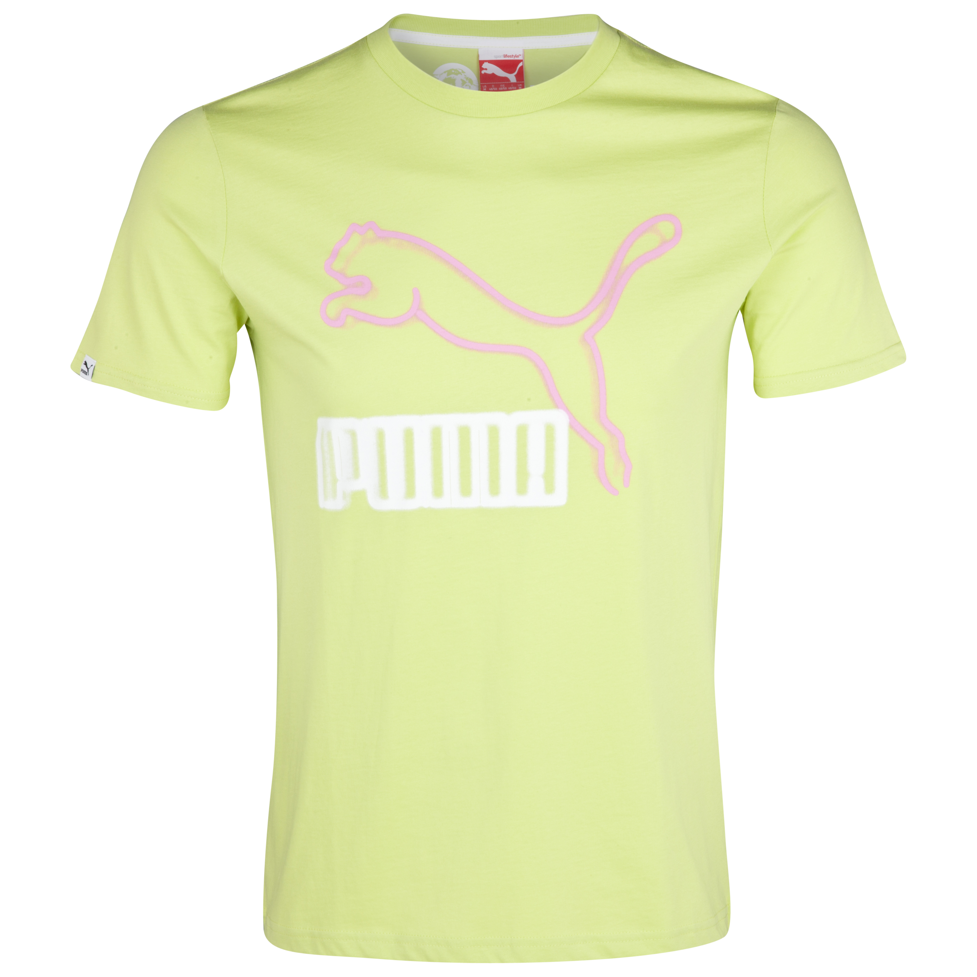 Puma No.1 T-Shirt - Green