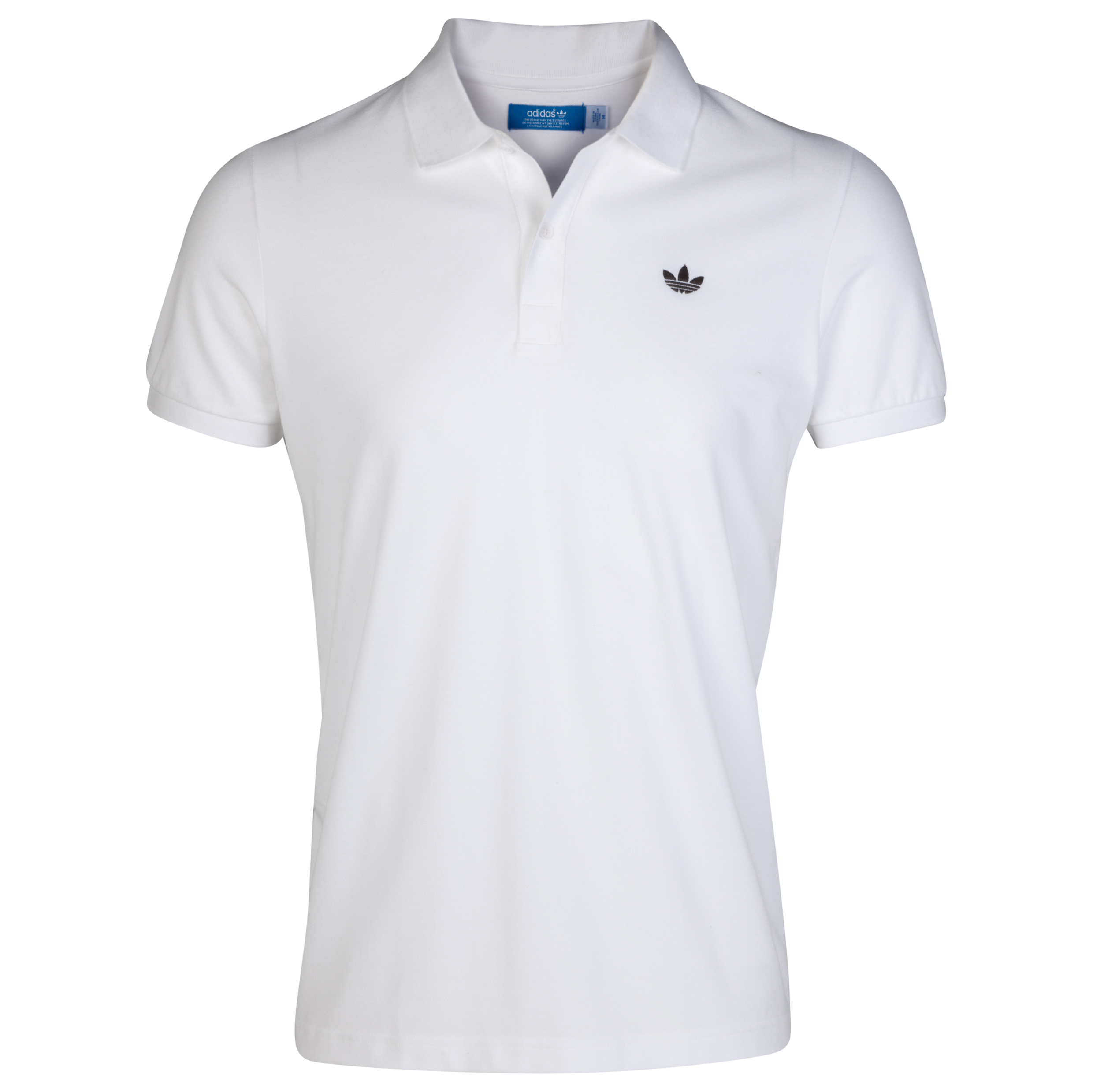 Originals Pique Polo - White