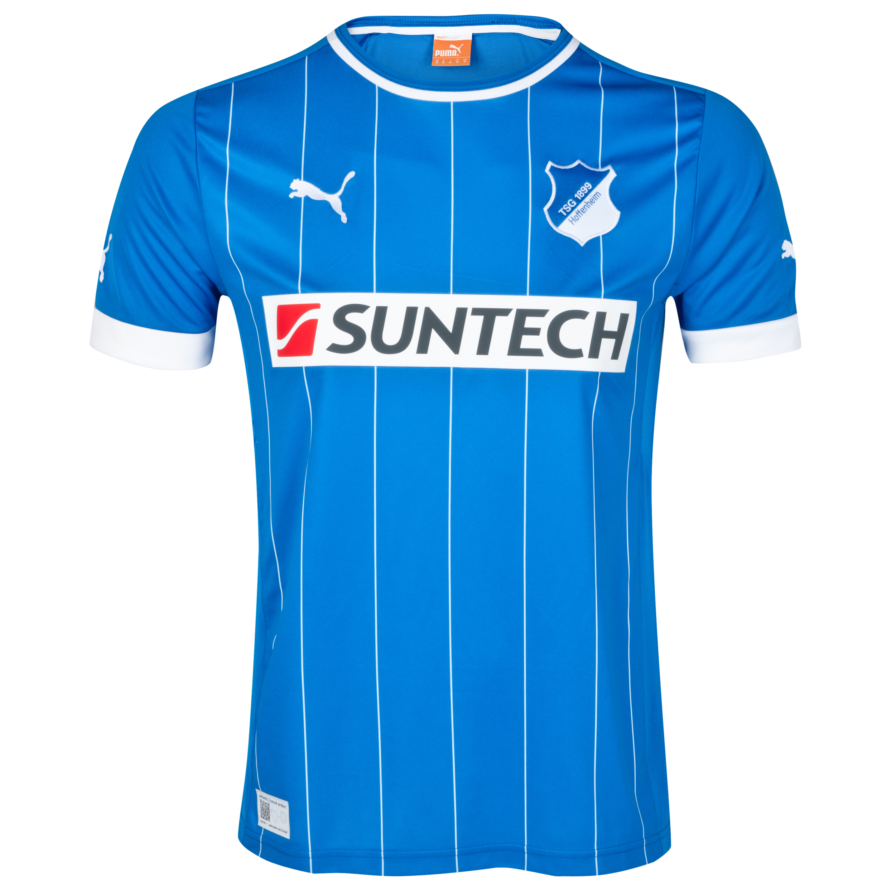 Hoffenheim Home Shirt 2012/13