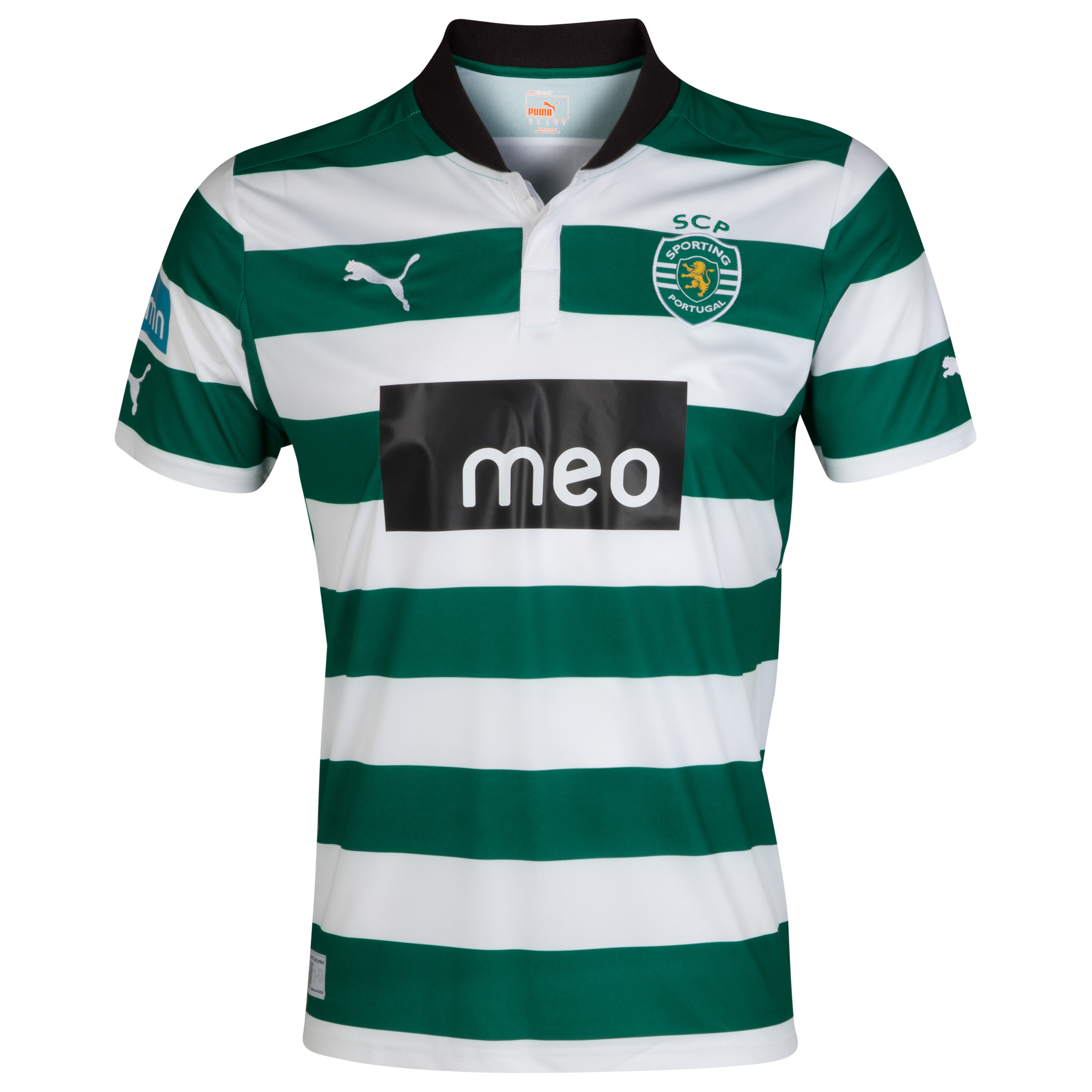 Sporting Lisbon Home Shirt 2012/13