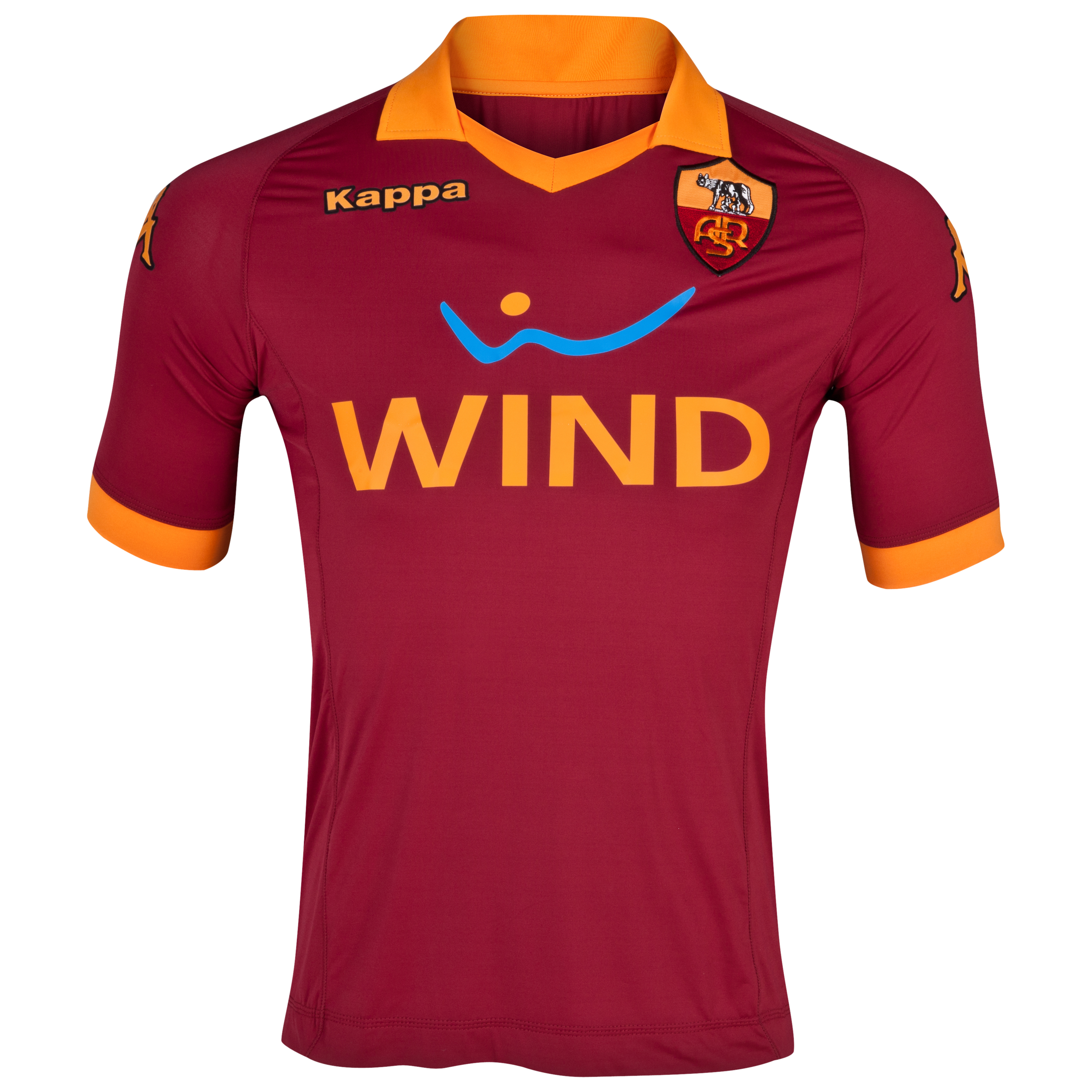 AS Roma Home Shirt 2012/13