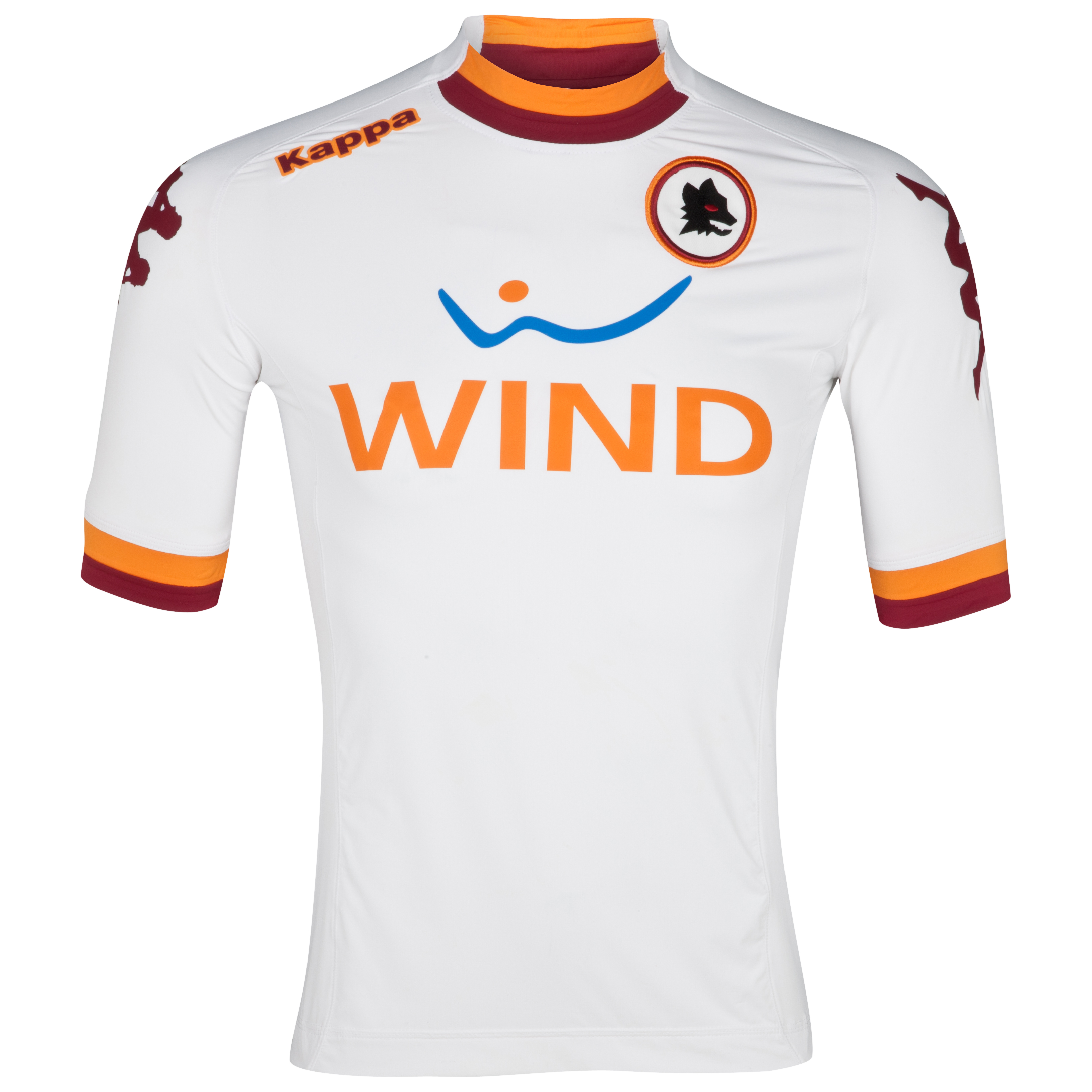 AS Roma Away Shirt 2012/13