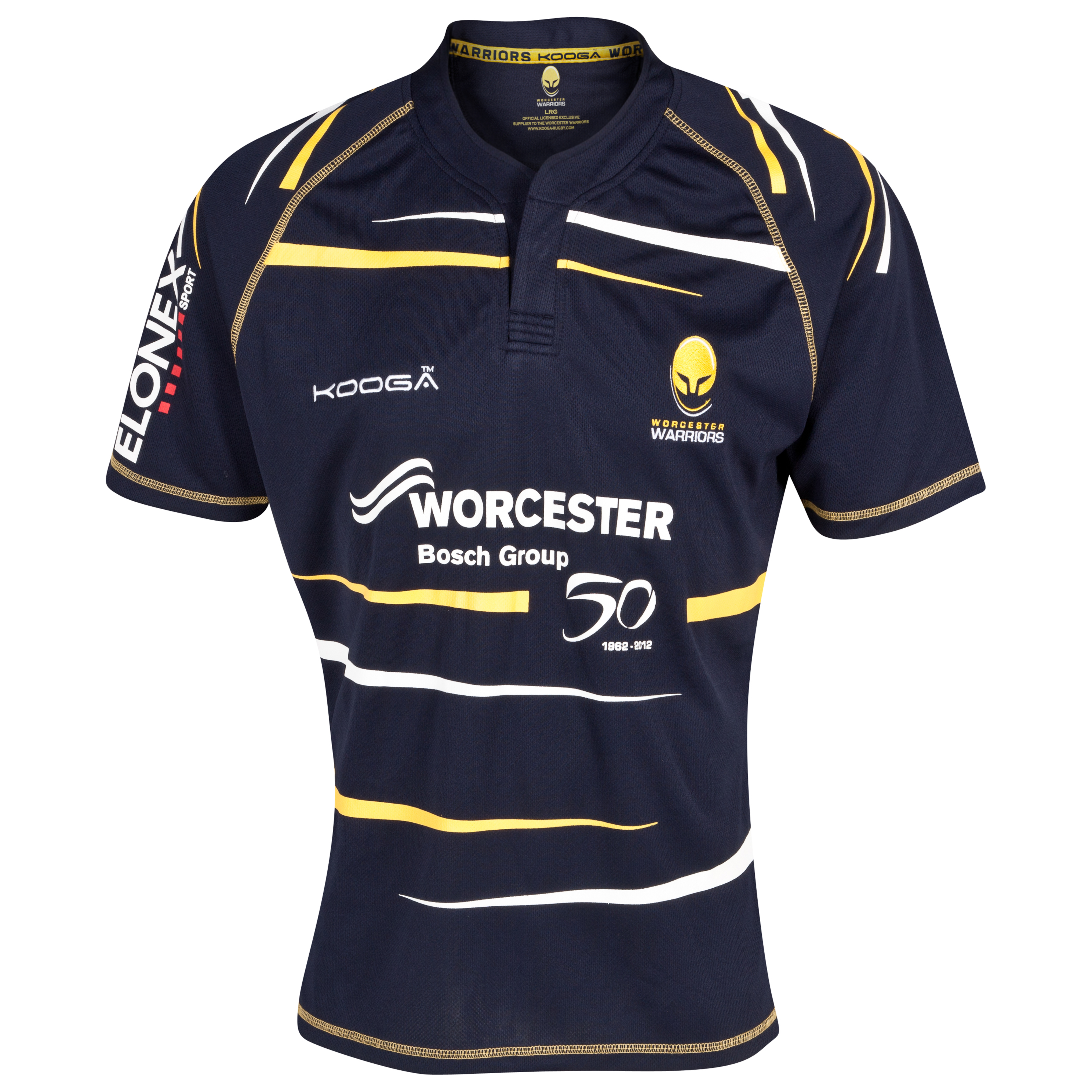 Worcester Warriors Home Supporters Shirt 2012/13