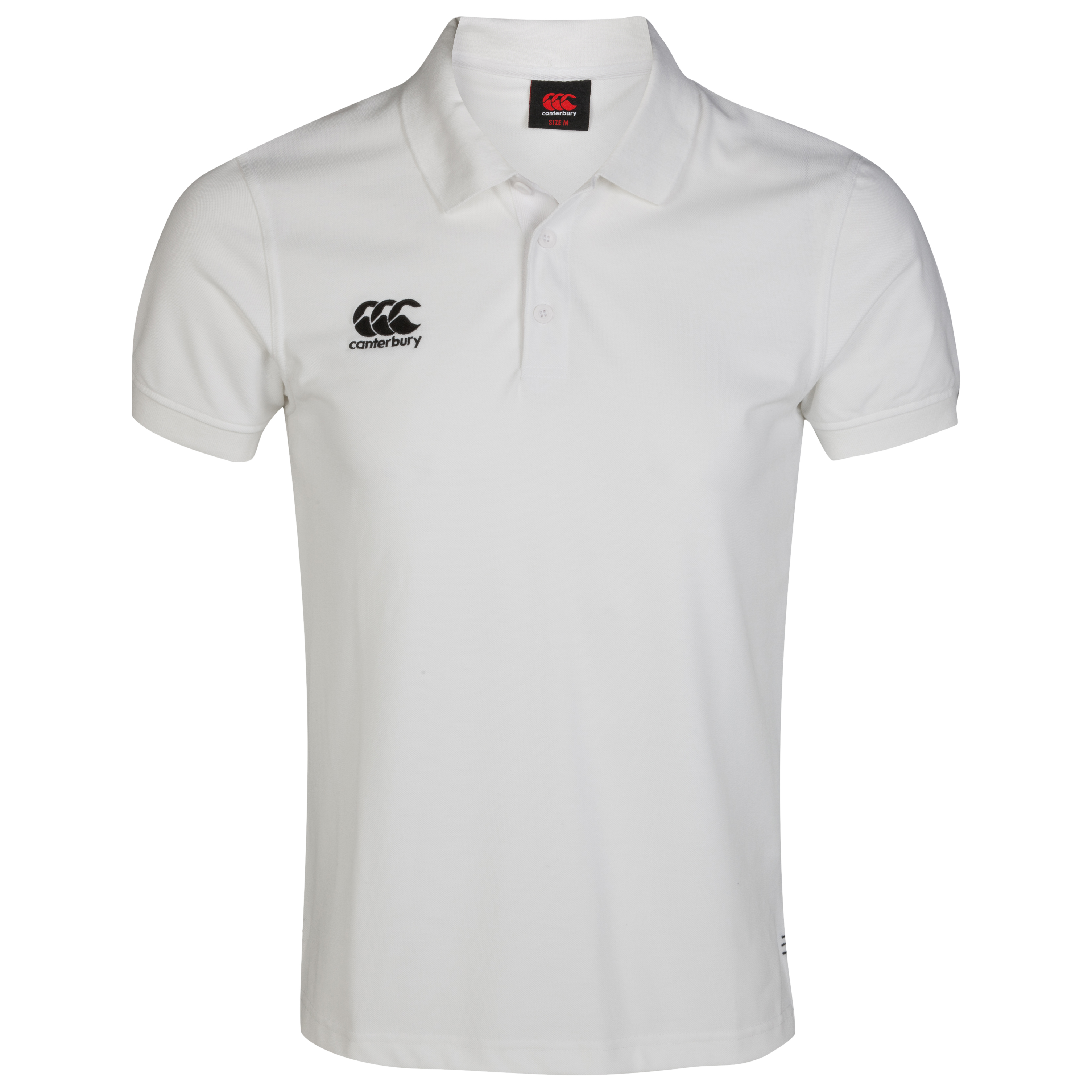 Canterbury Waimak Polo - White