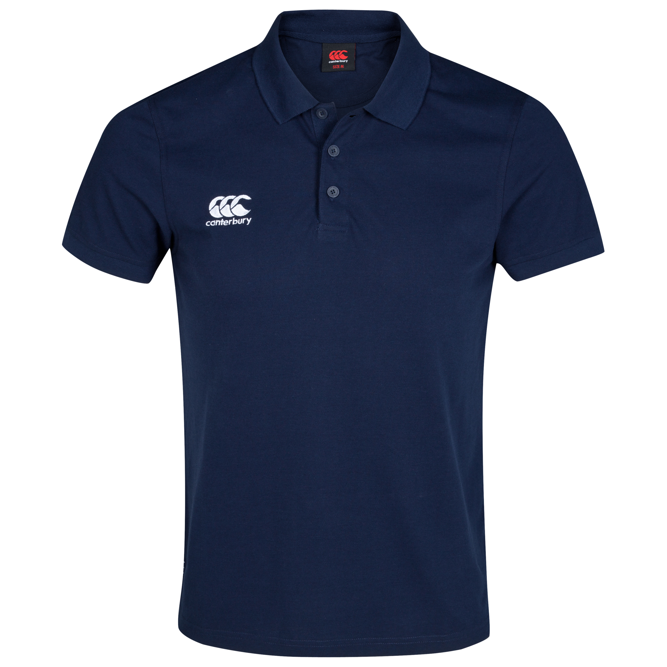 Canterbury Waimak Polo - Navy
