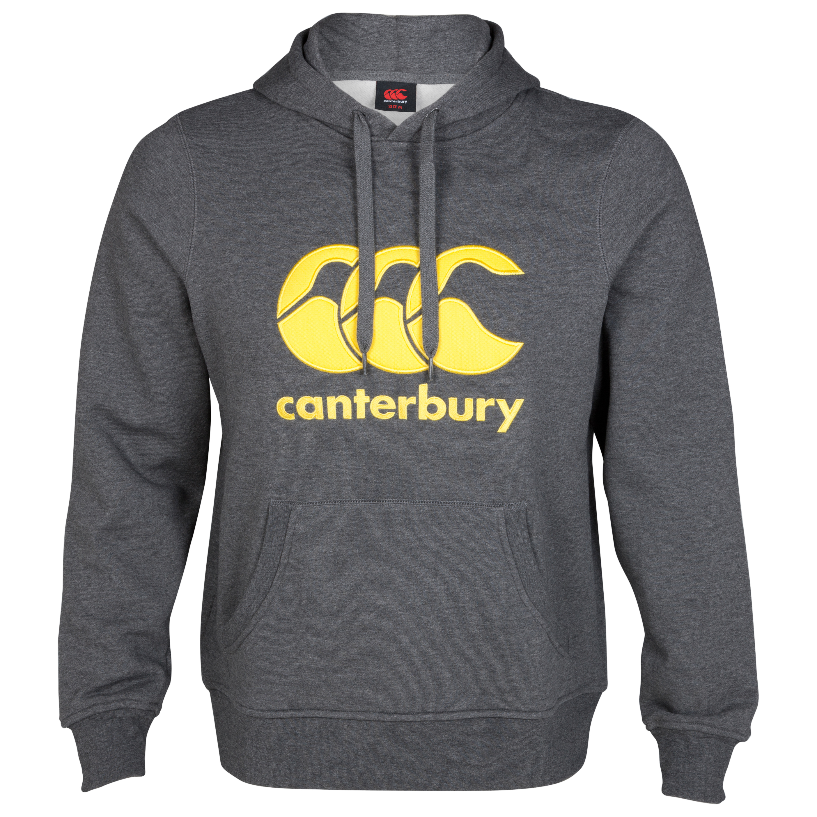 Canterbury Classic Hoody - Charcoal Marl