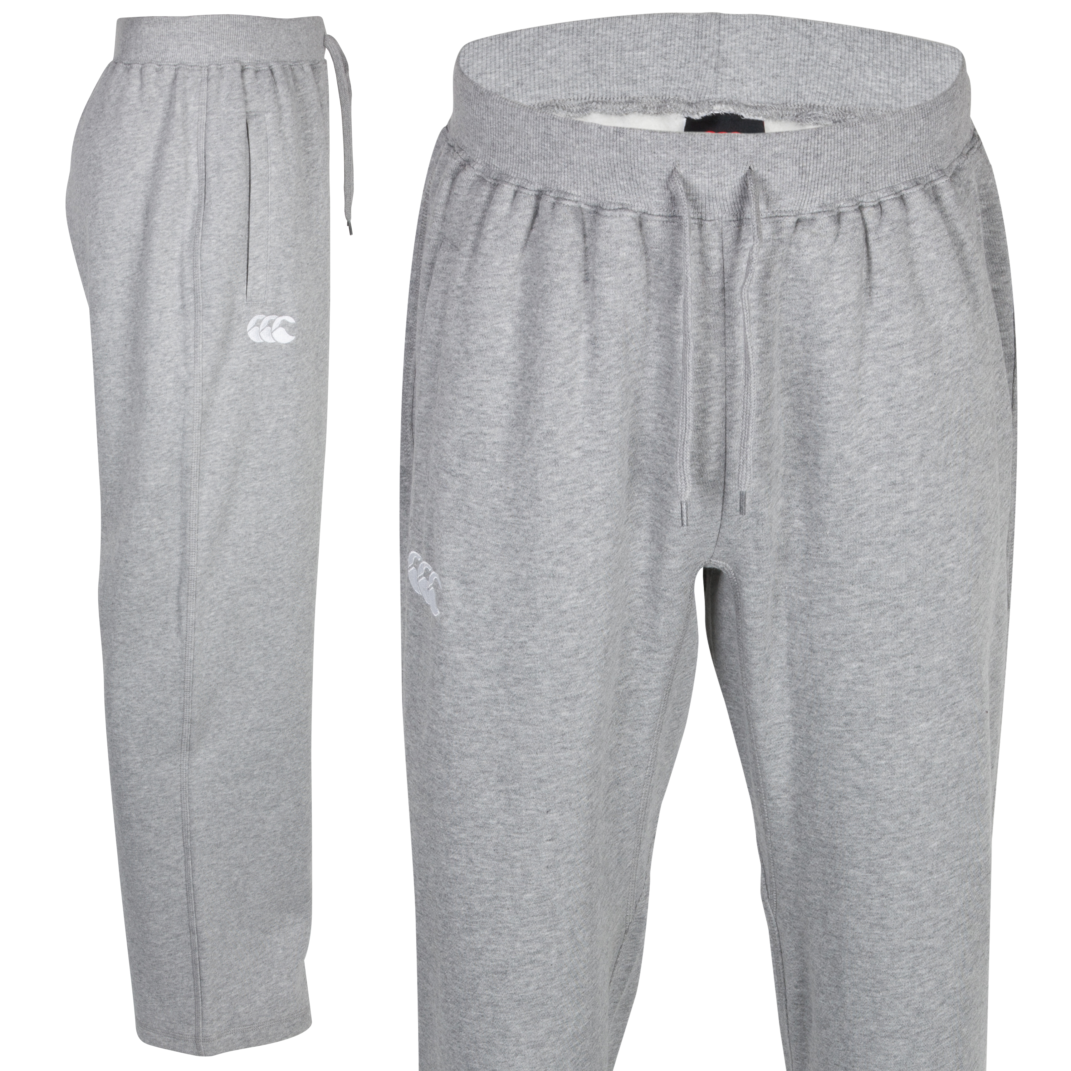 Canterbury Combination Sweat Pant - Classic Marl
