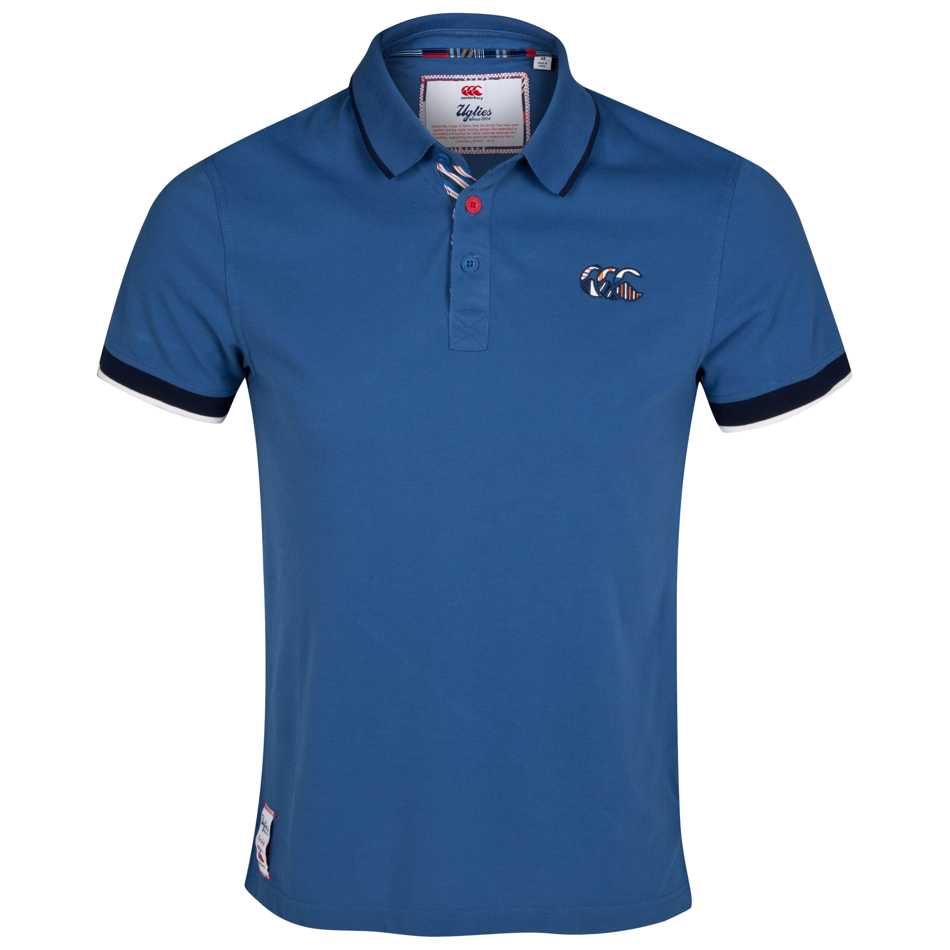 Canterbury Uglies Polo - Eclipse