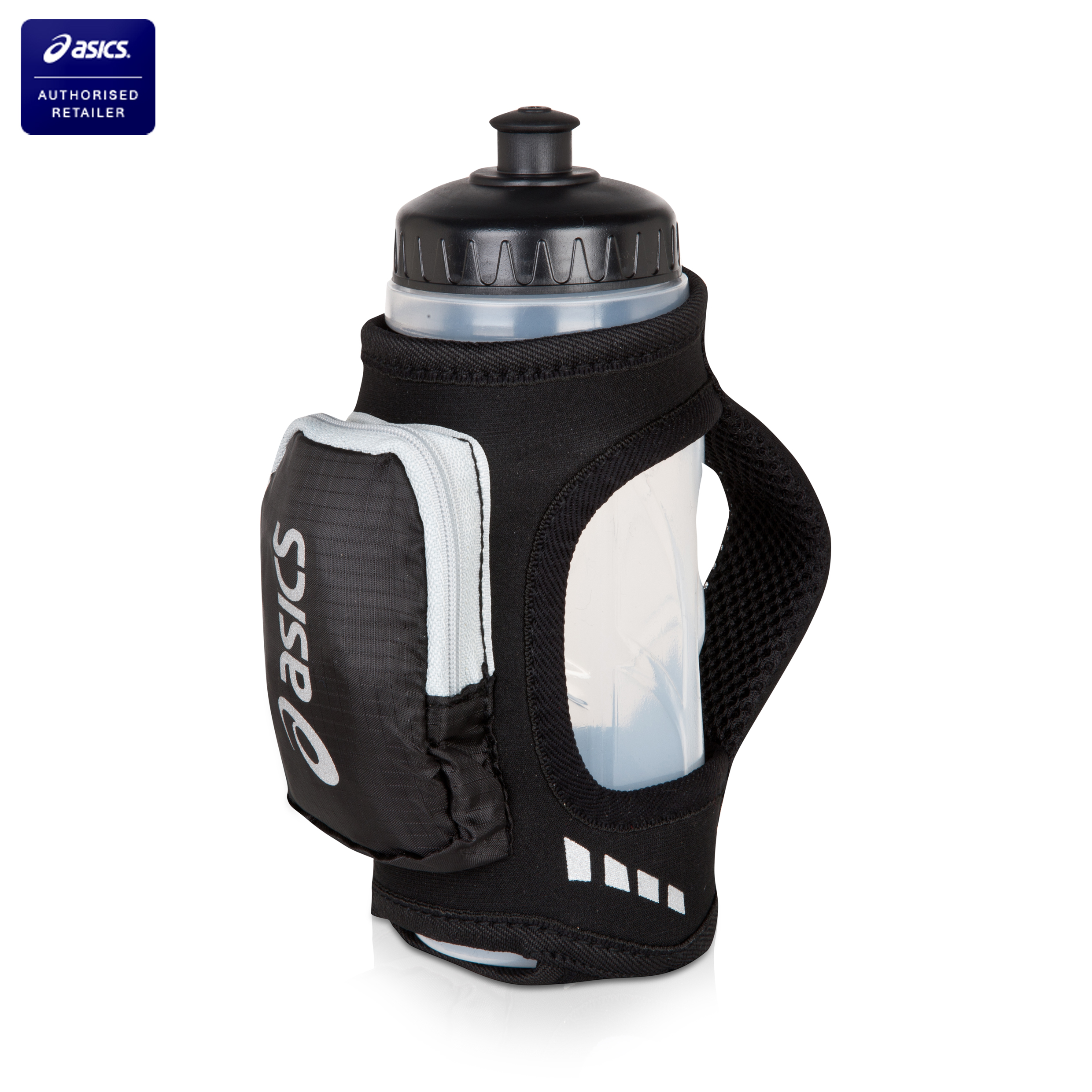 Asics Waterbottle Handgrip - Black