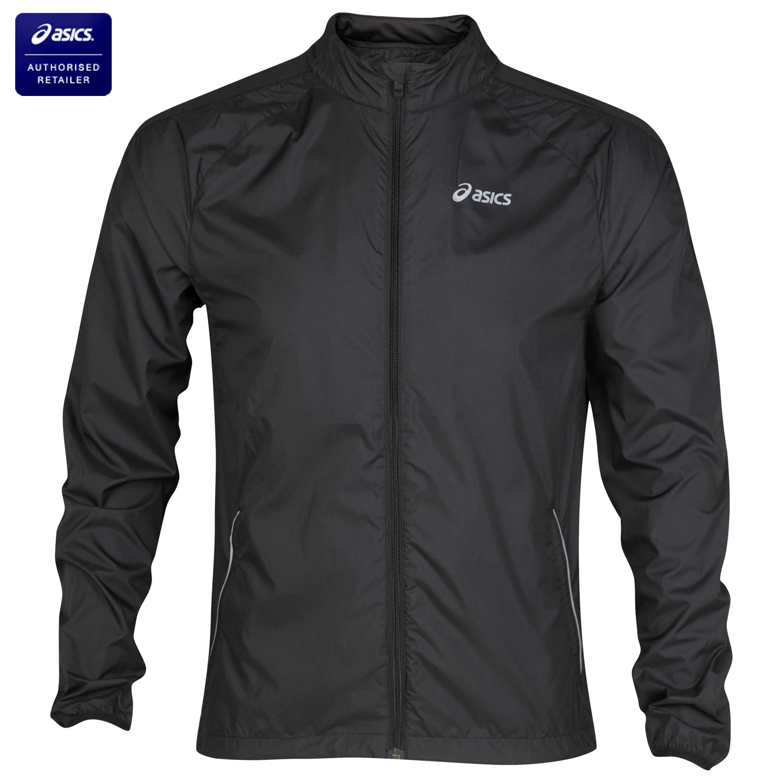 Asics Hermes Jacket - Black
