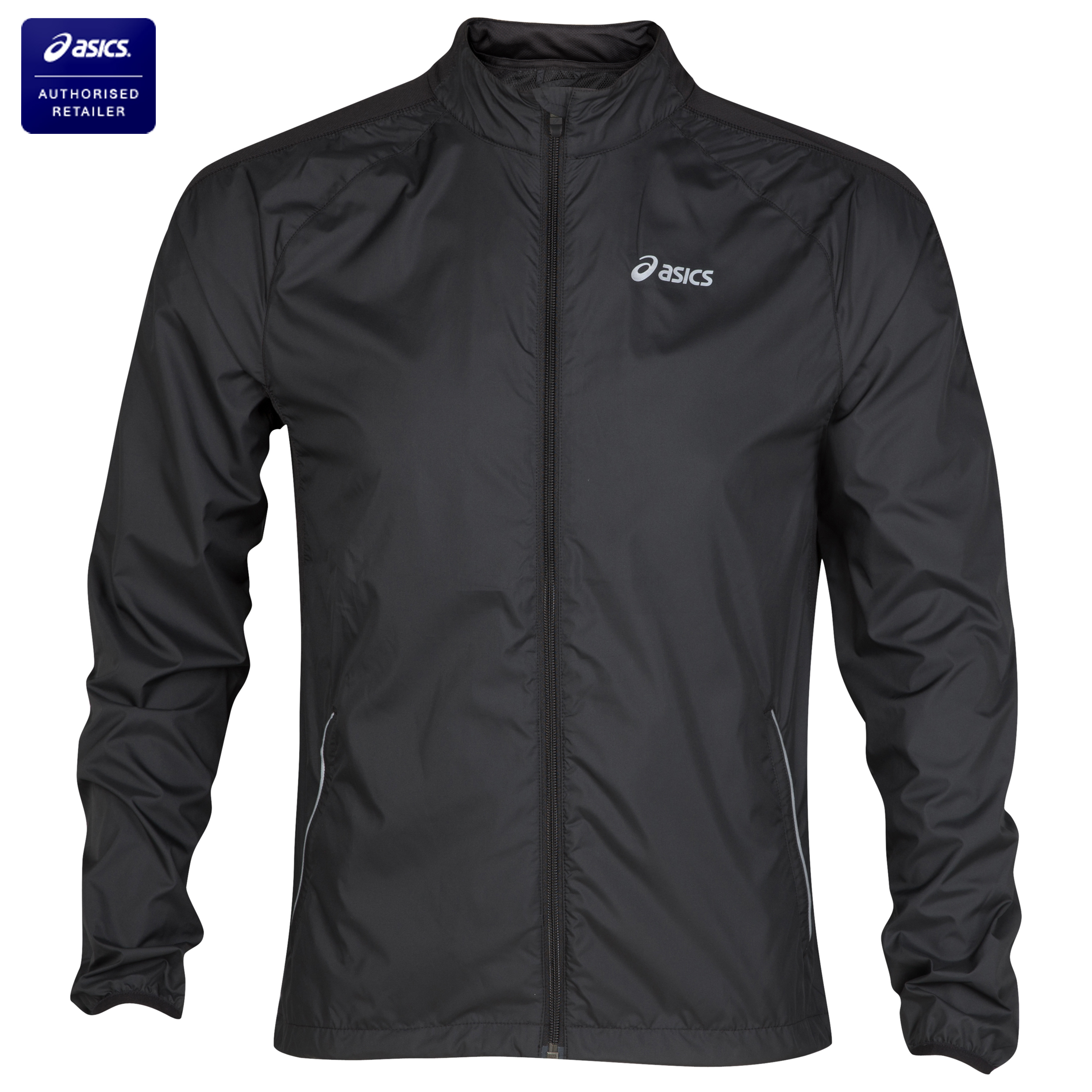 Asics Hermes Jacket - Black